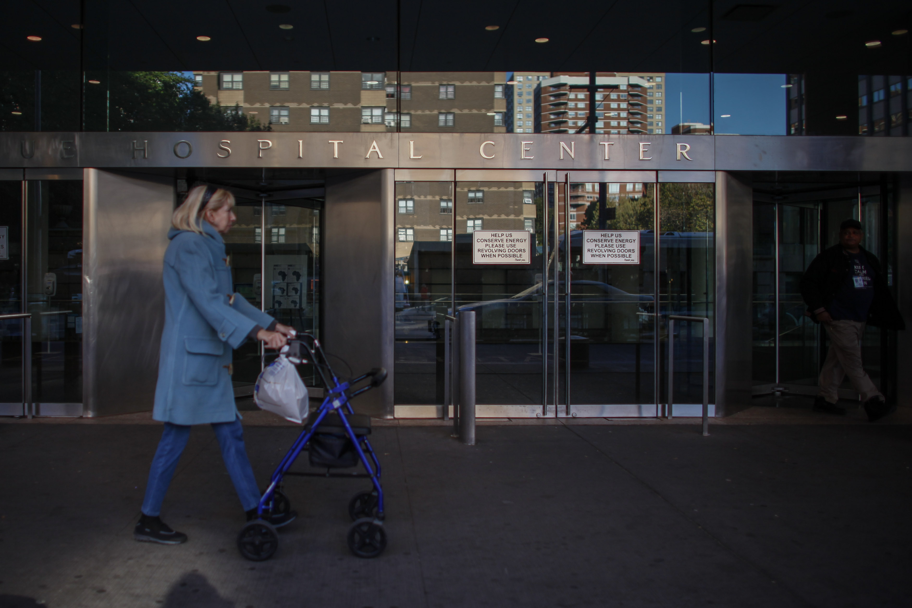Doctor Quarantined At NYC's Bellevue Hospital After Testing Positive For Ebola