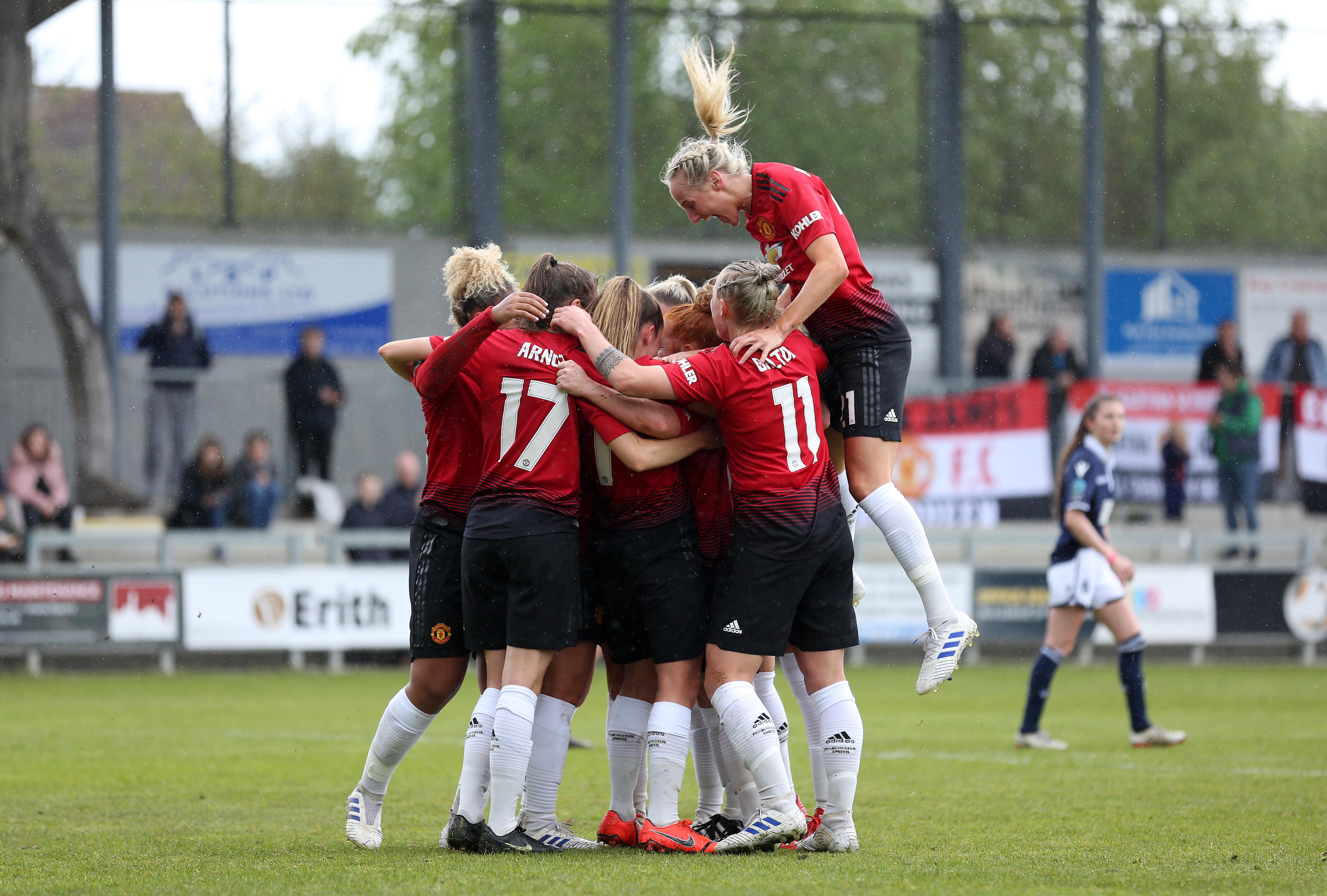 Millwall Lionesses v Manchester United Women - FA Women's Championship