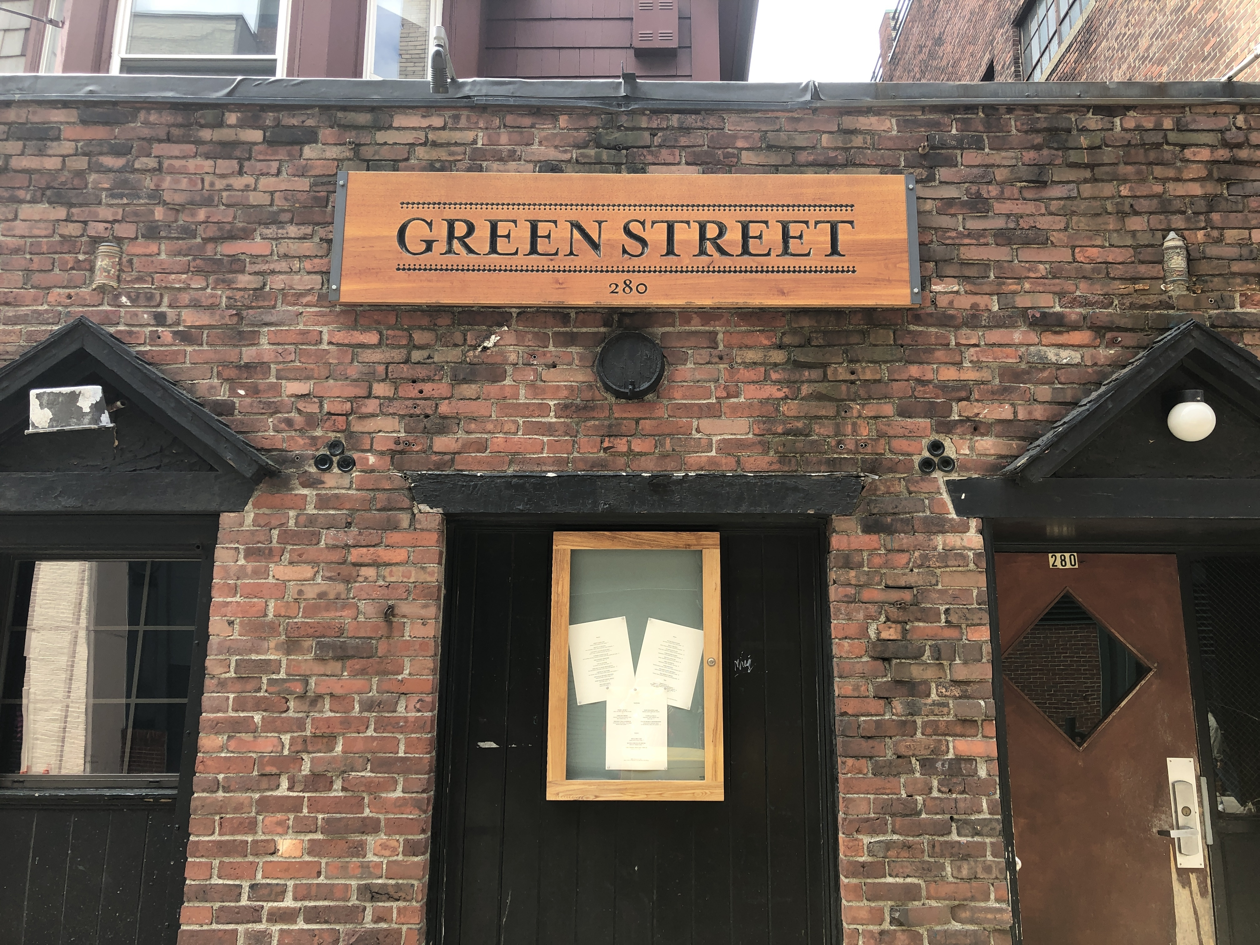 The More Green Street Changes, the More It Stays the Same