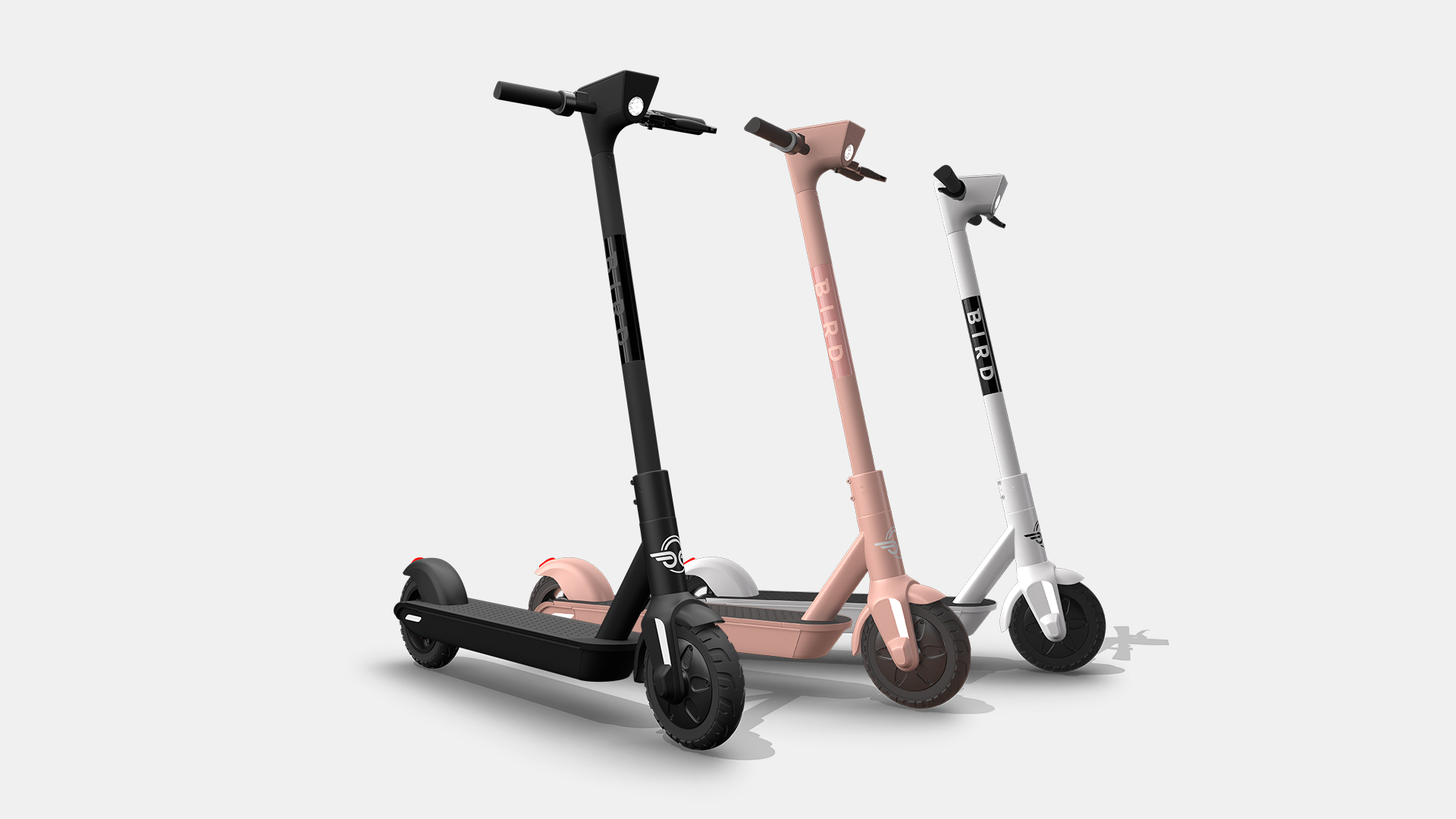 Bird has a new electric scooter: it's durable, comes in