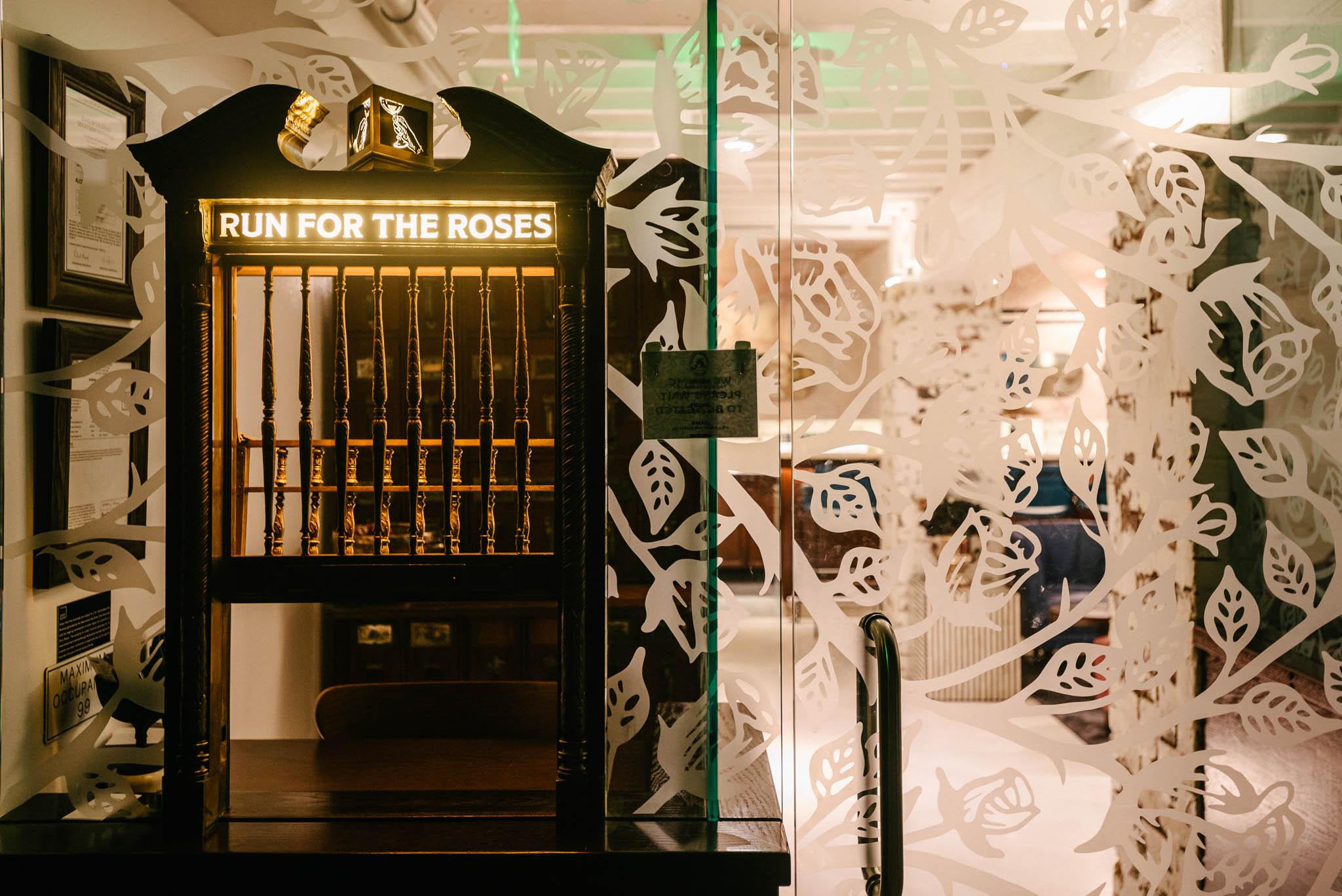 Look Inside Dairy Block's New Underground Bar
