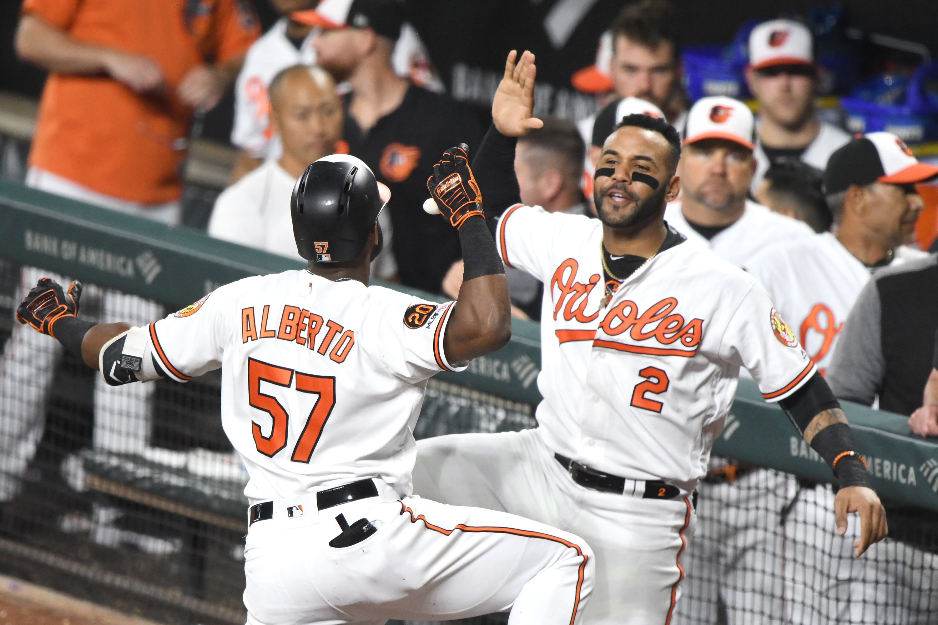 9d0d37f0e4b Wednesday Bird Droppings  Where the Orioles are going for a series win