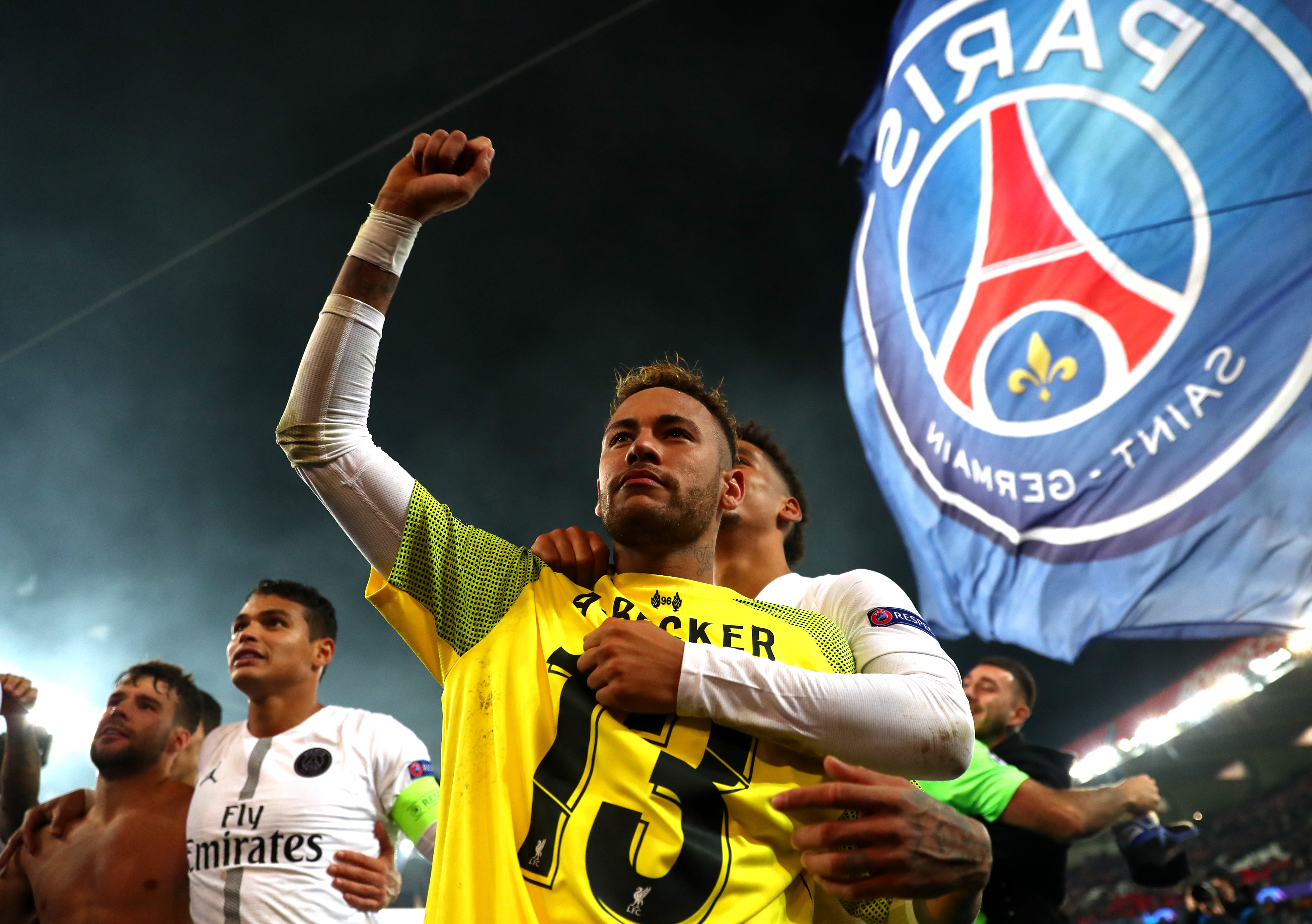 3b7b04cb8ab9 Real Madrid could use James Rodriguez to land Neymar from PSG
