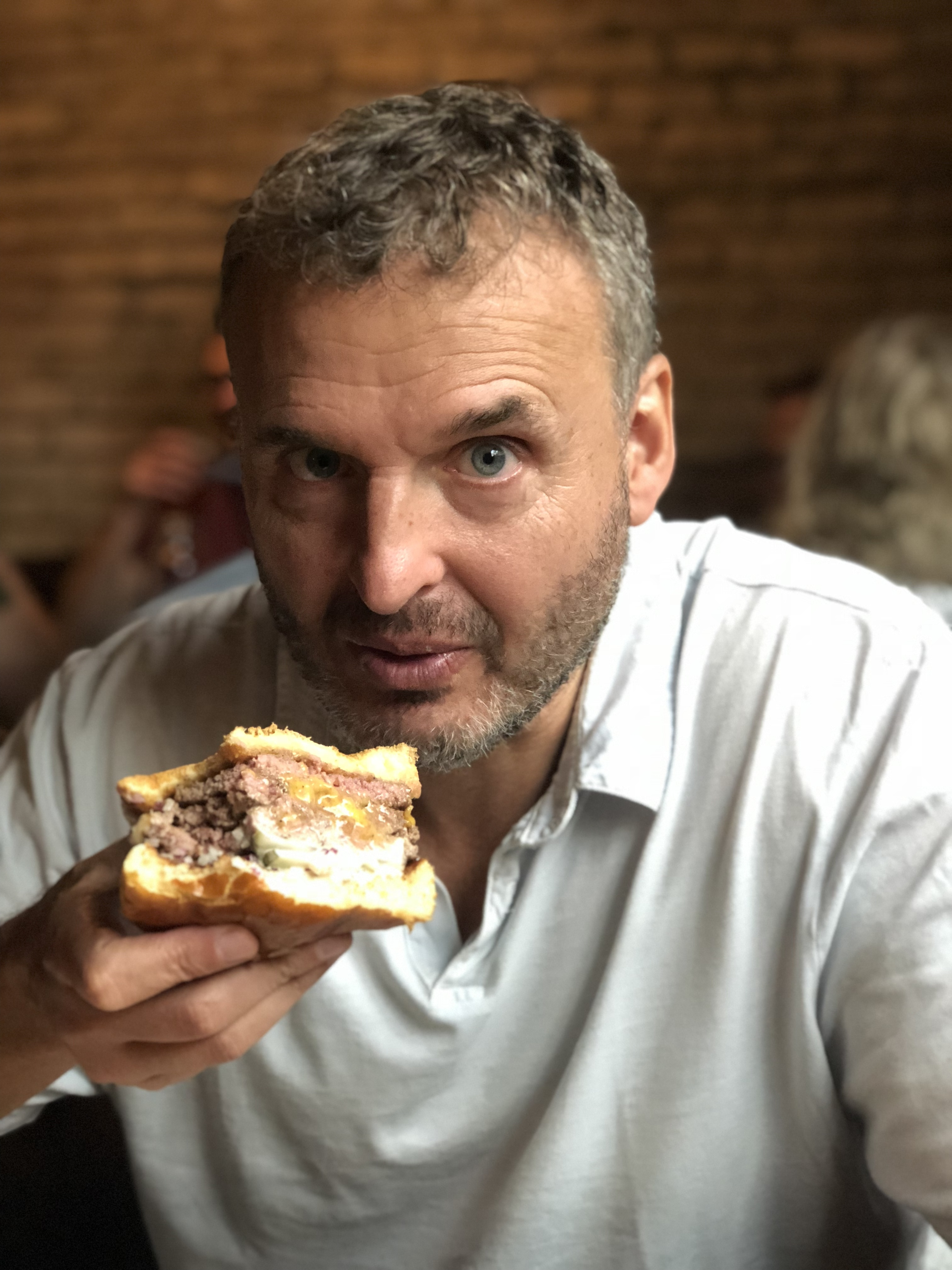 Phil Rosenthal, host of Netflix's Somebody Feed Phil