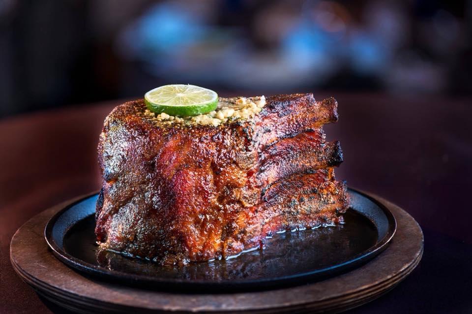 Perry's pork chop