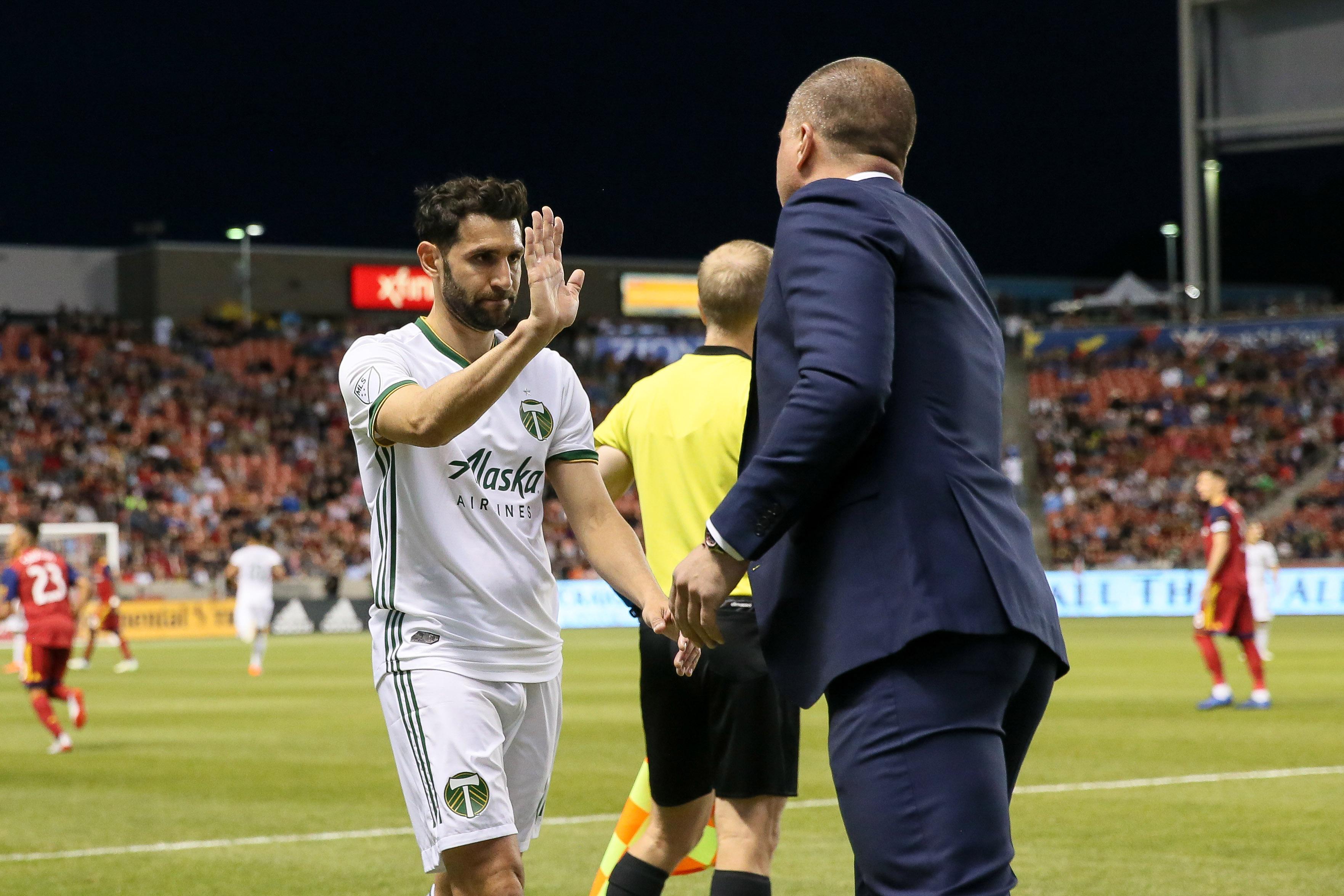 MLS: Portland Timbers at Real Salt Lake