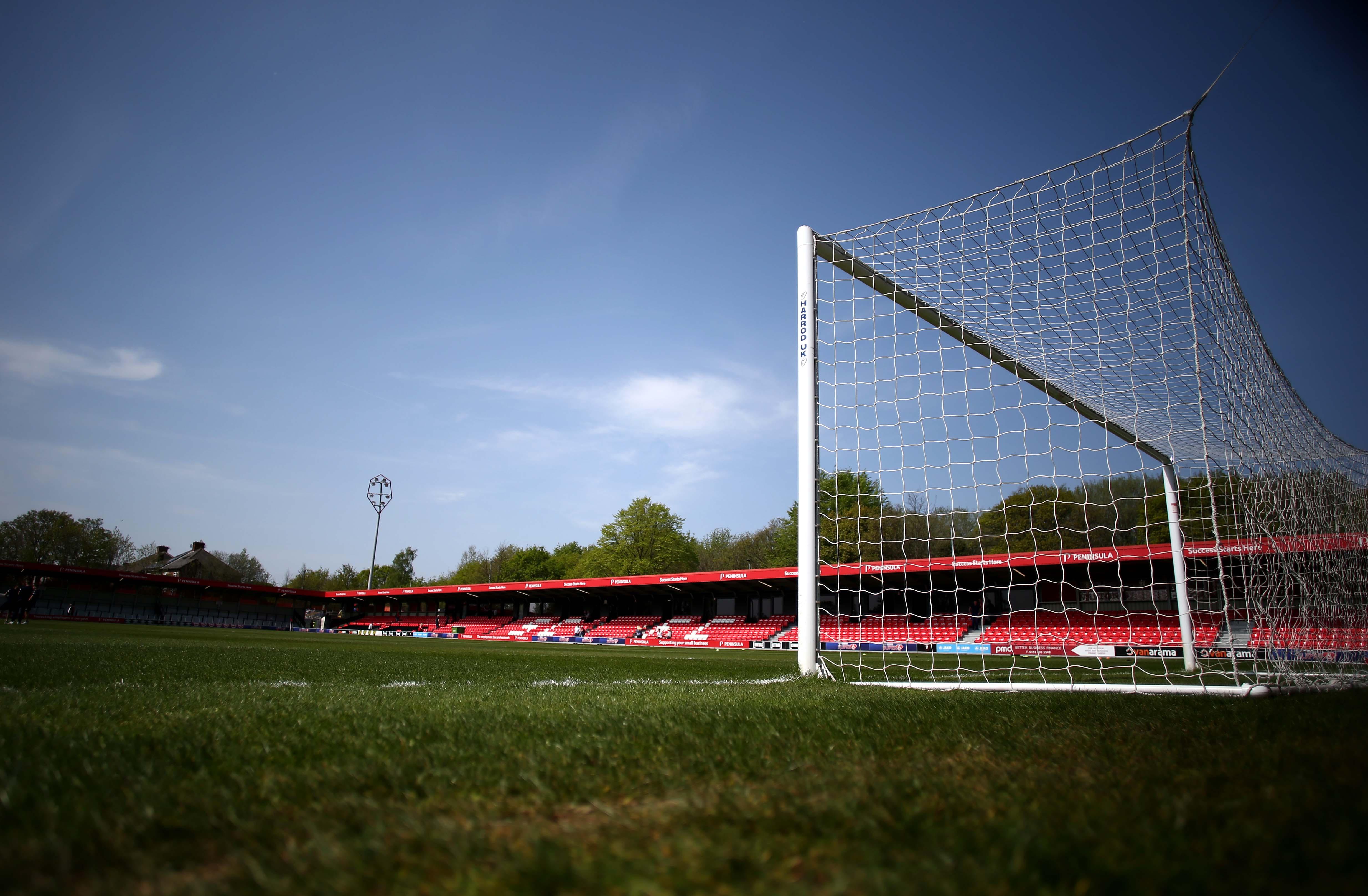 Salford City v AFC Fylde - Vanarama National League