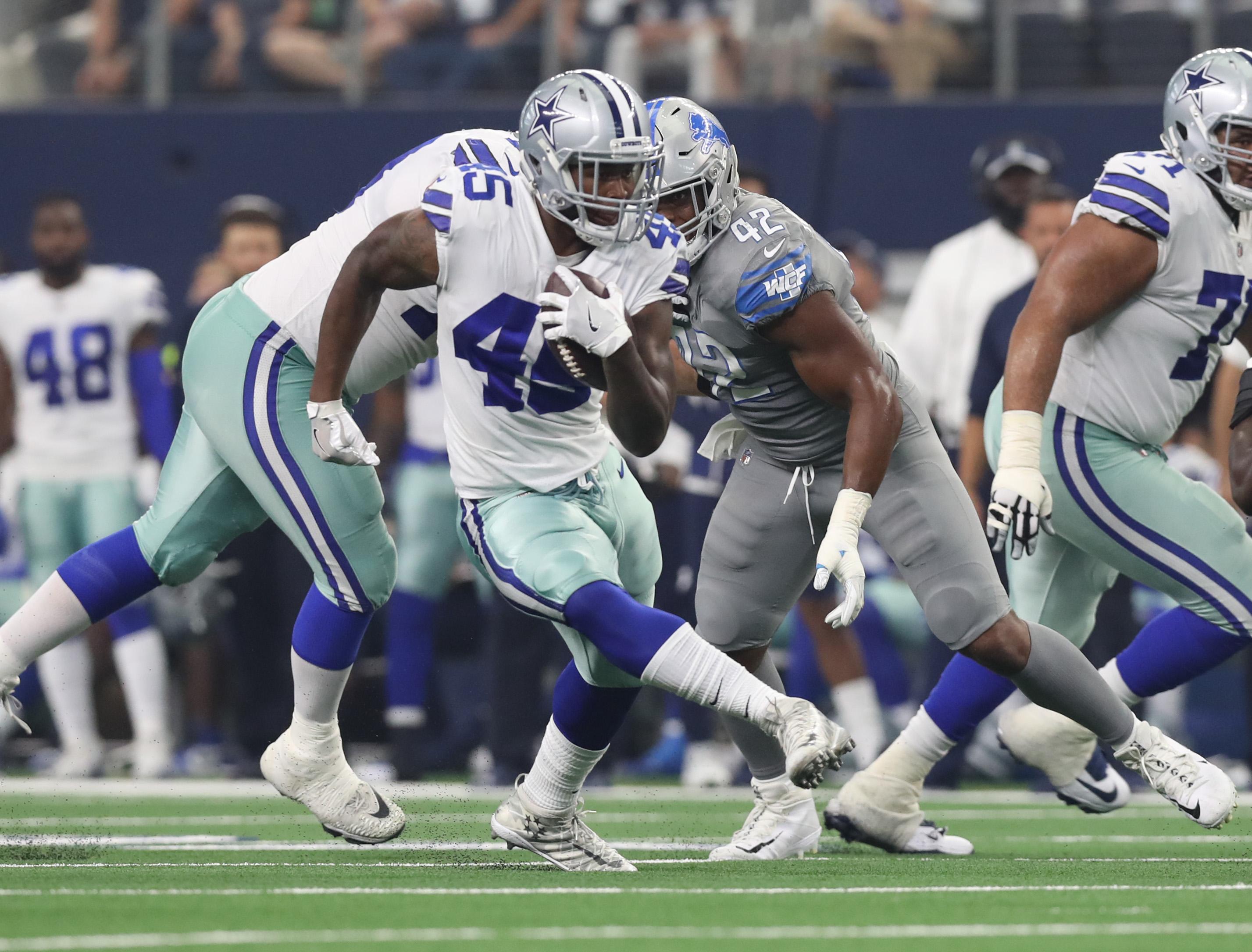 NFL: Detroit Lions at Dallas Cowboys