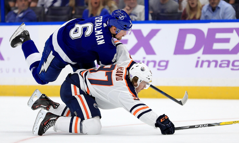 Edmonton Oilers v Tampa Bay Lightning