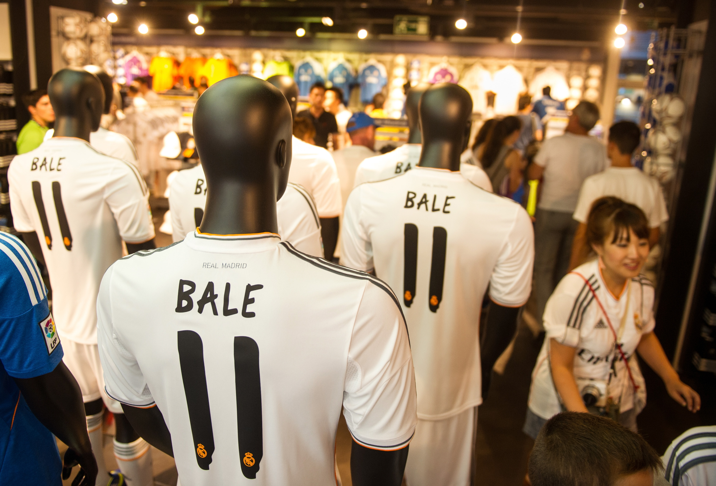 Real Madrid and Adidas reach agreement over contract extension