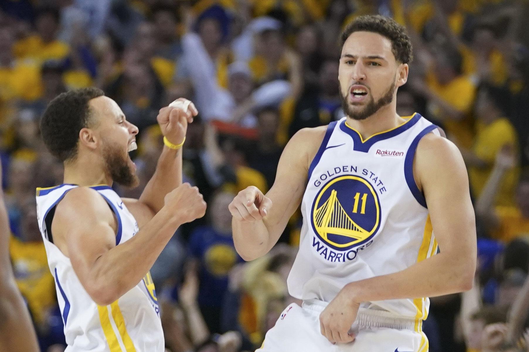 599c035709cdb1 NBA: Playoffs-Houston Rockets at Golden State Warriors