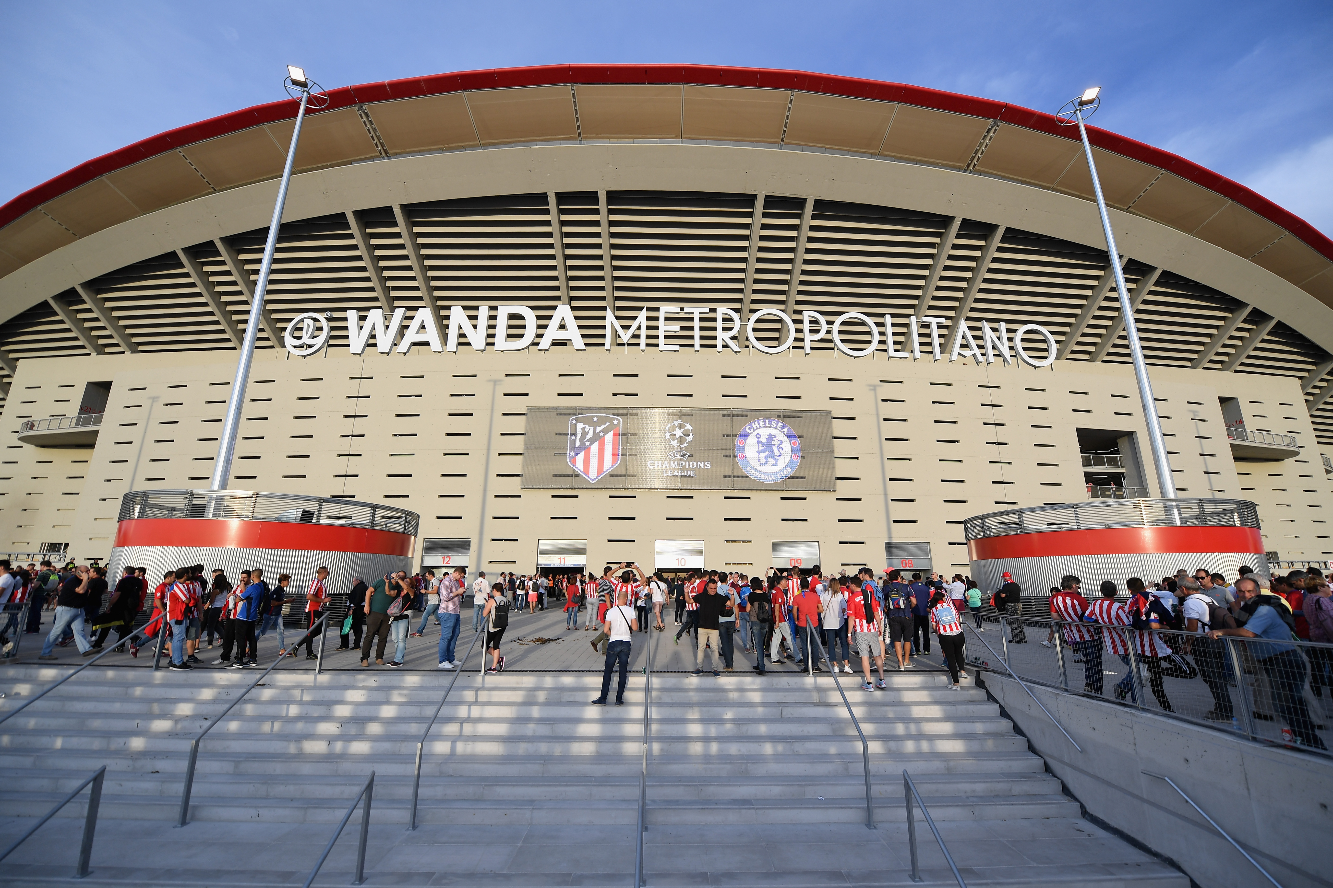 So You Want to Watch Liverpool vs. Tottenham Live at Madrid's Wanda Metropolitano...