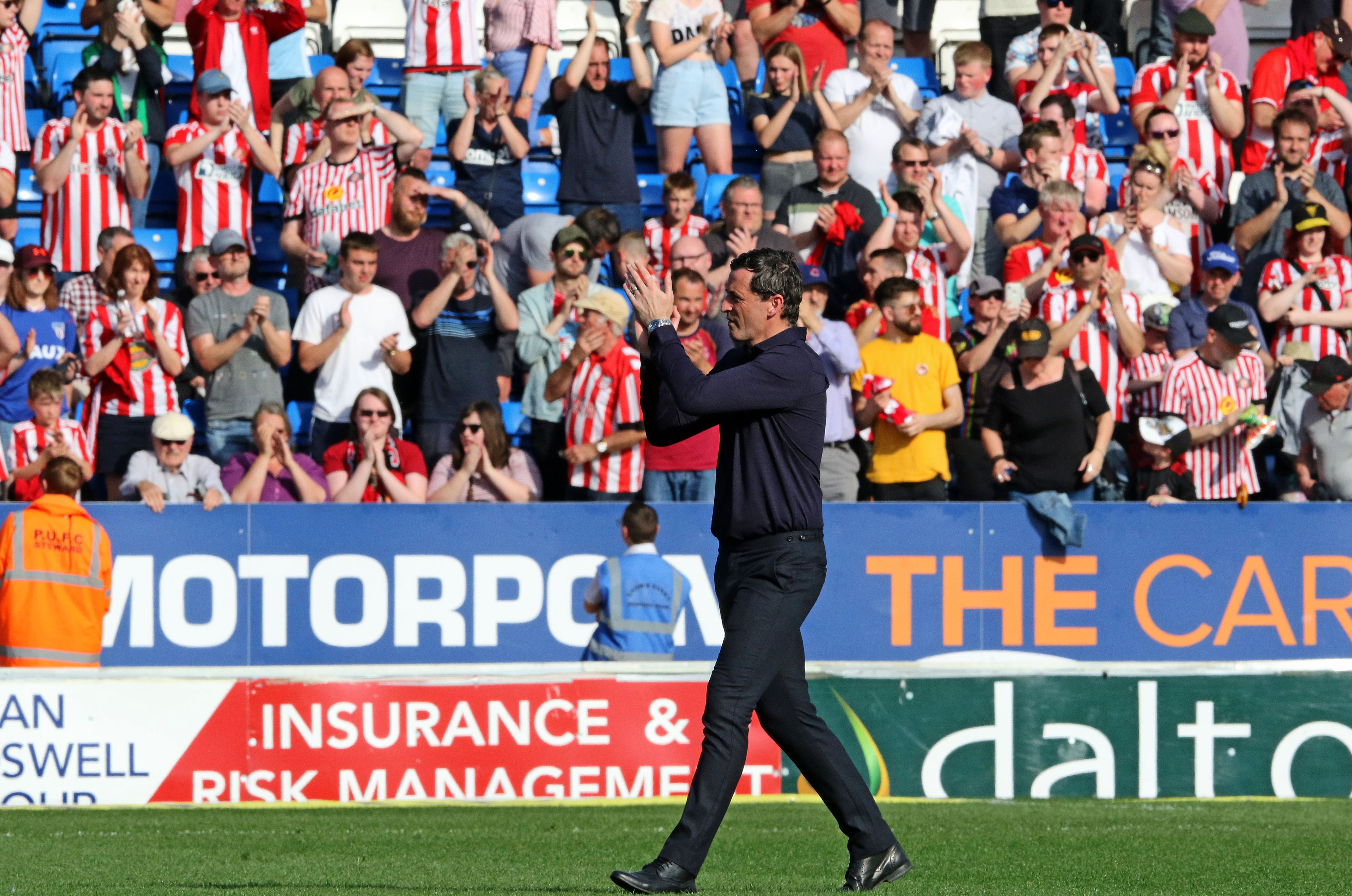FIVE reasons why I'm looking forward to Sunderland's HUGE play-off game on Saturday v Portsmouth