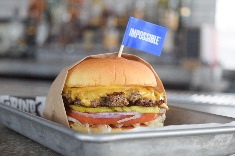Impossible Burger Shortage Crisis Hits Atlanta Chain Grindhouse Killer Burgers