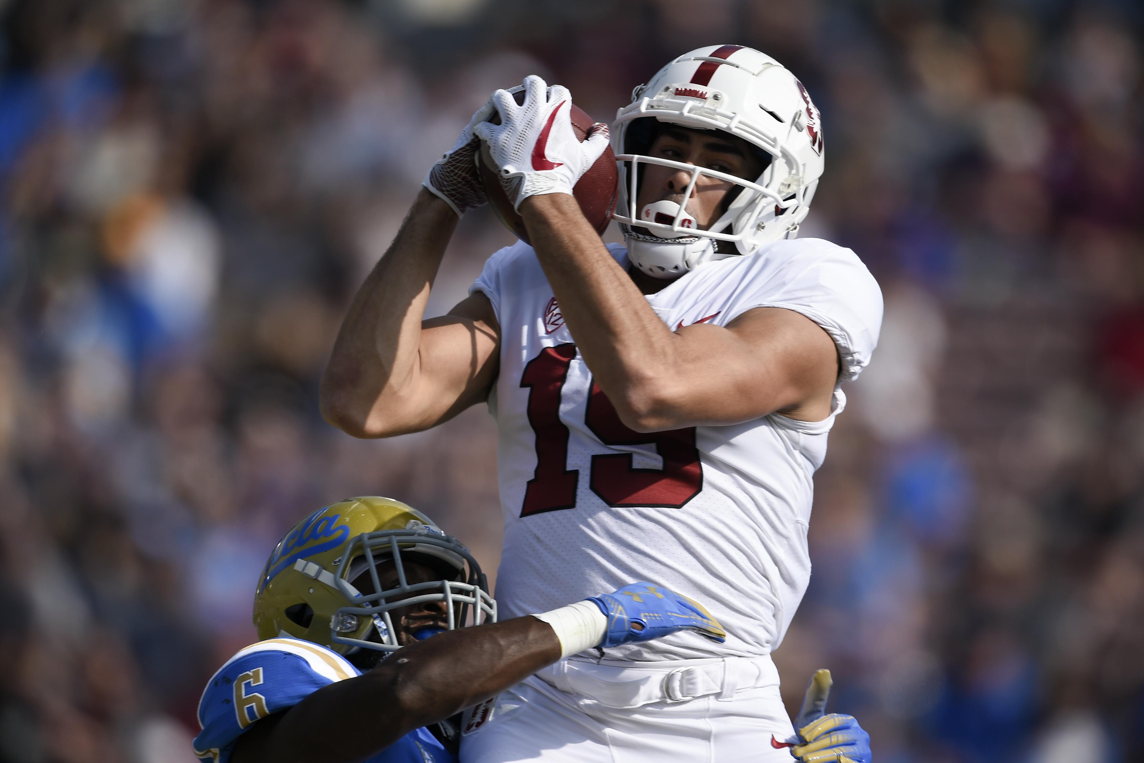 NCAA Football: Stanford at UCLA