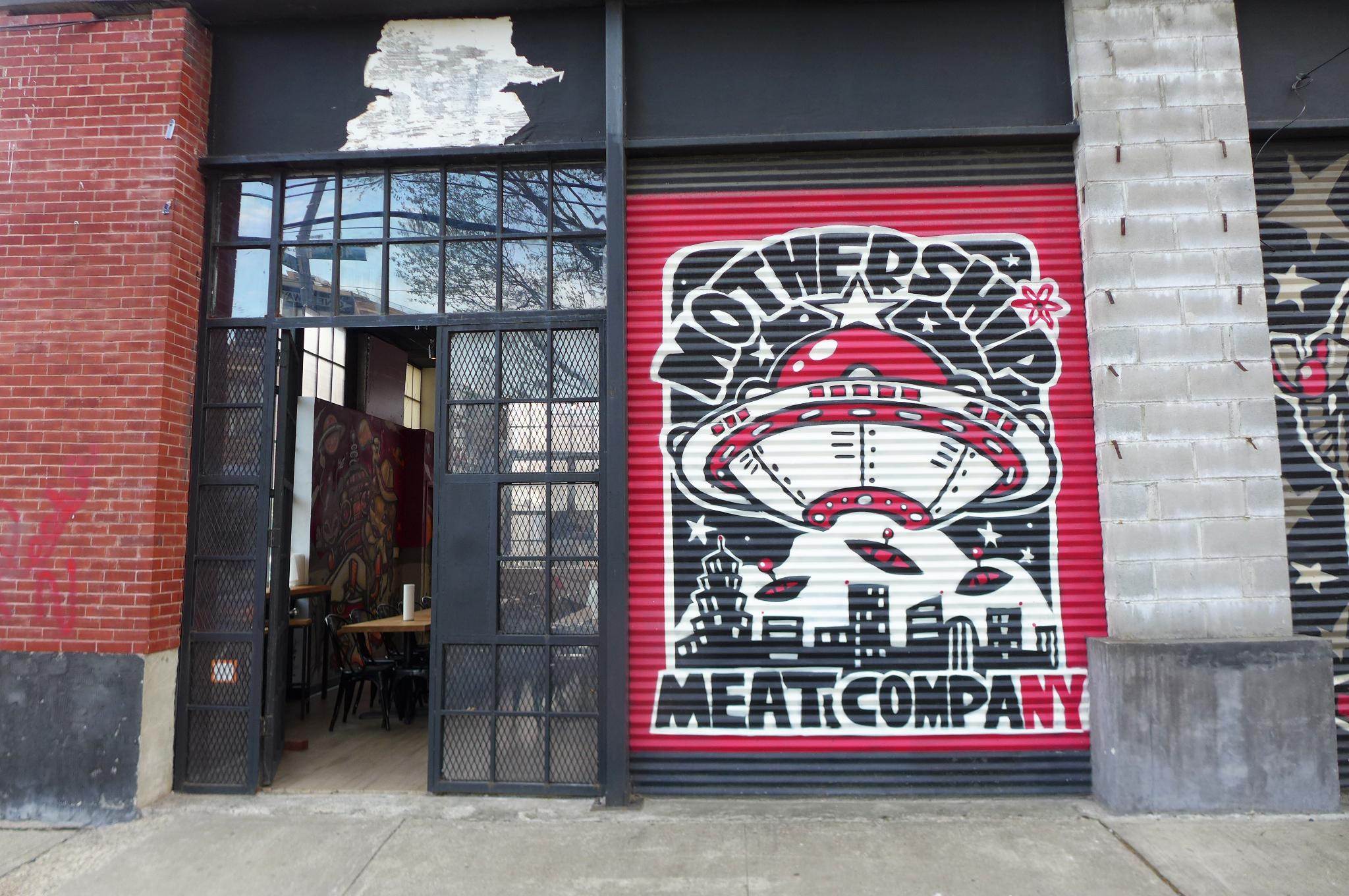 Mothership Meat Company