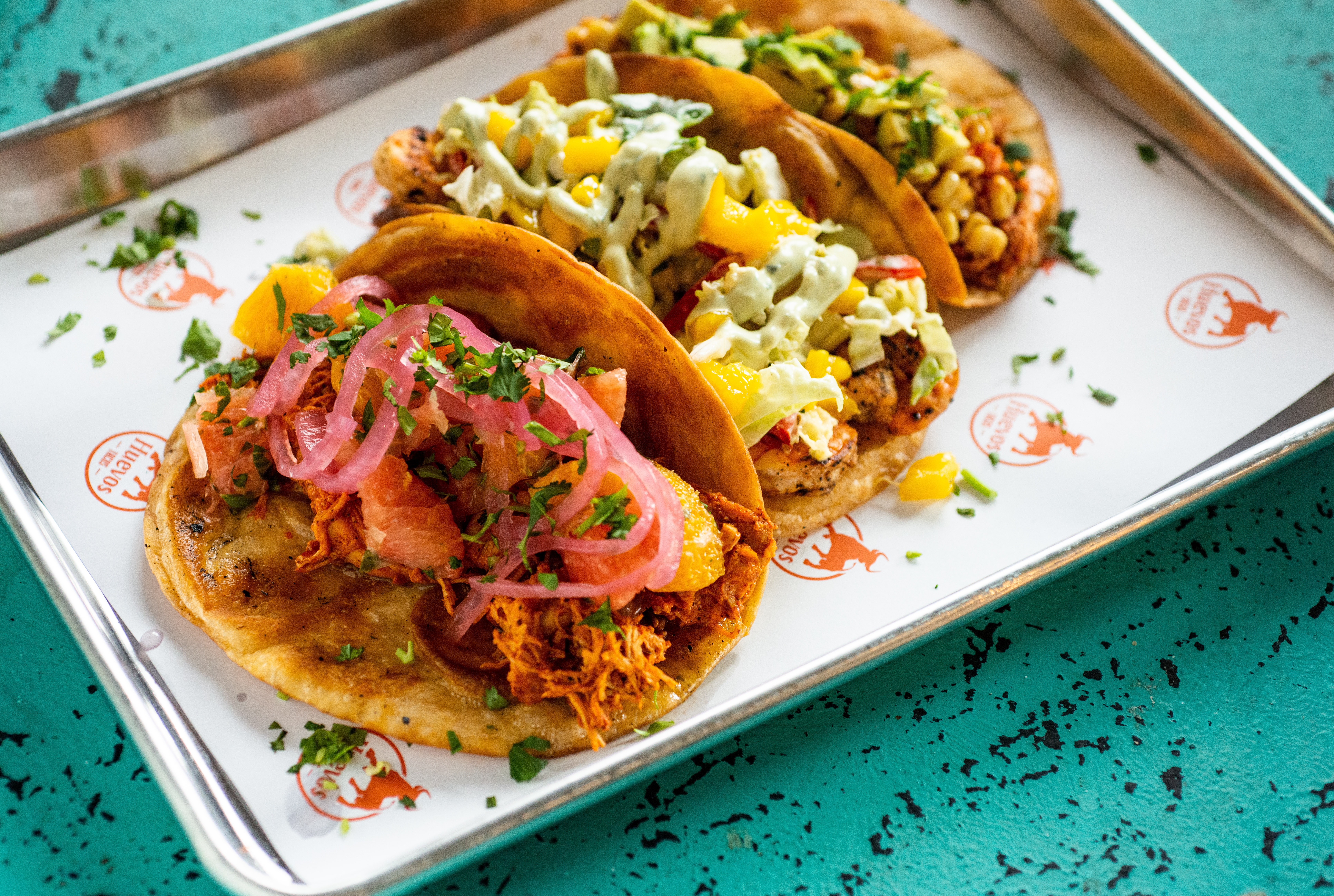 Huevos Tacos opens in former Morning Collective space