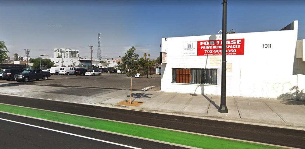 Future home of HUDL Brewing Company