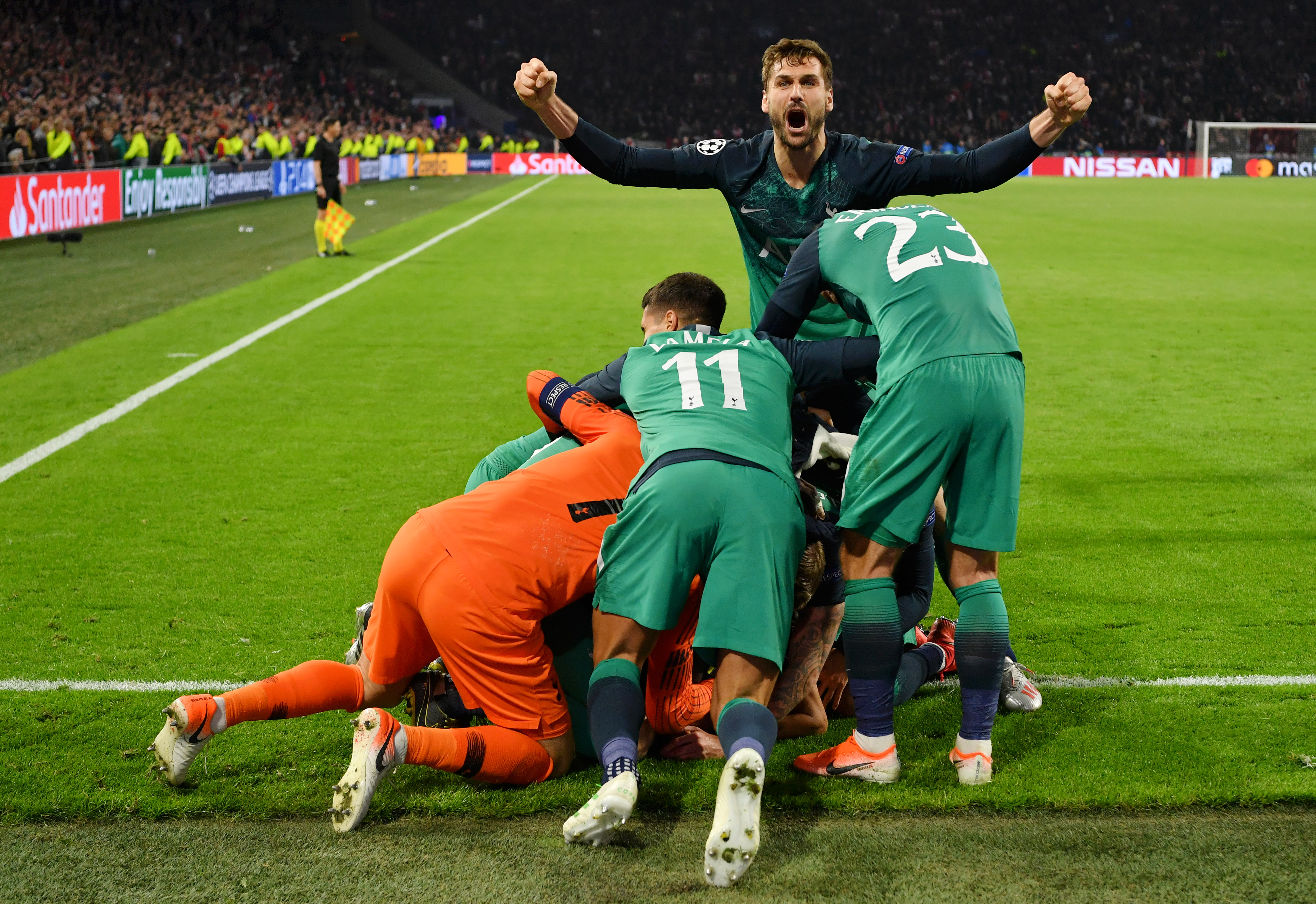 Fernando Llorente is why Tottenham are in the Champions League final