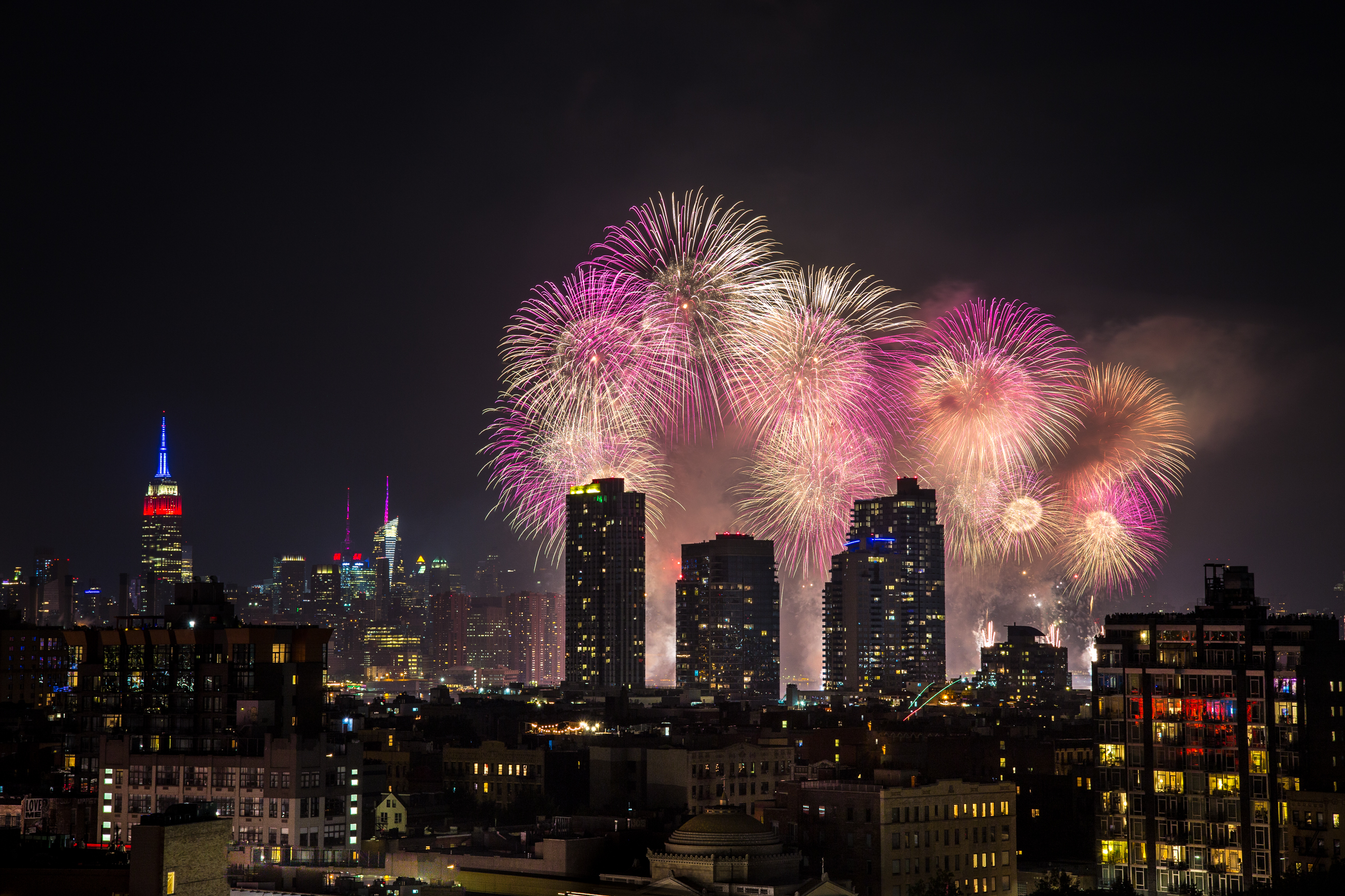 Macy S 4th Of July Fireworks Will Head Back To The Brooklyn