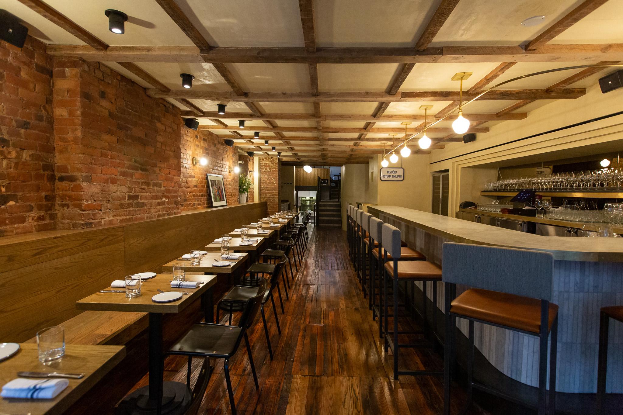 An Osteria Francescana Alum Opens His Own Casual Pasta Restaurant in Flatiron Tonight