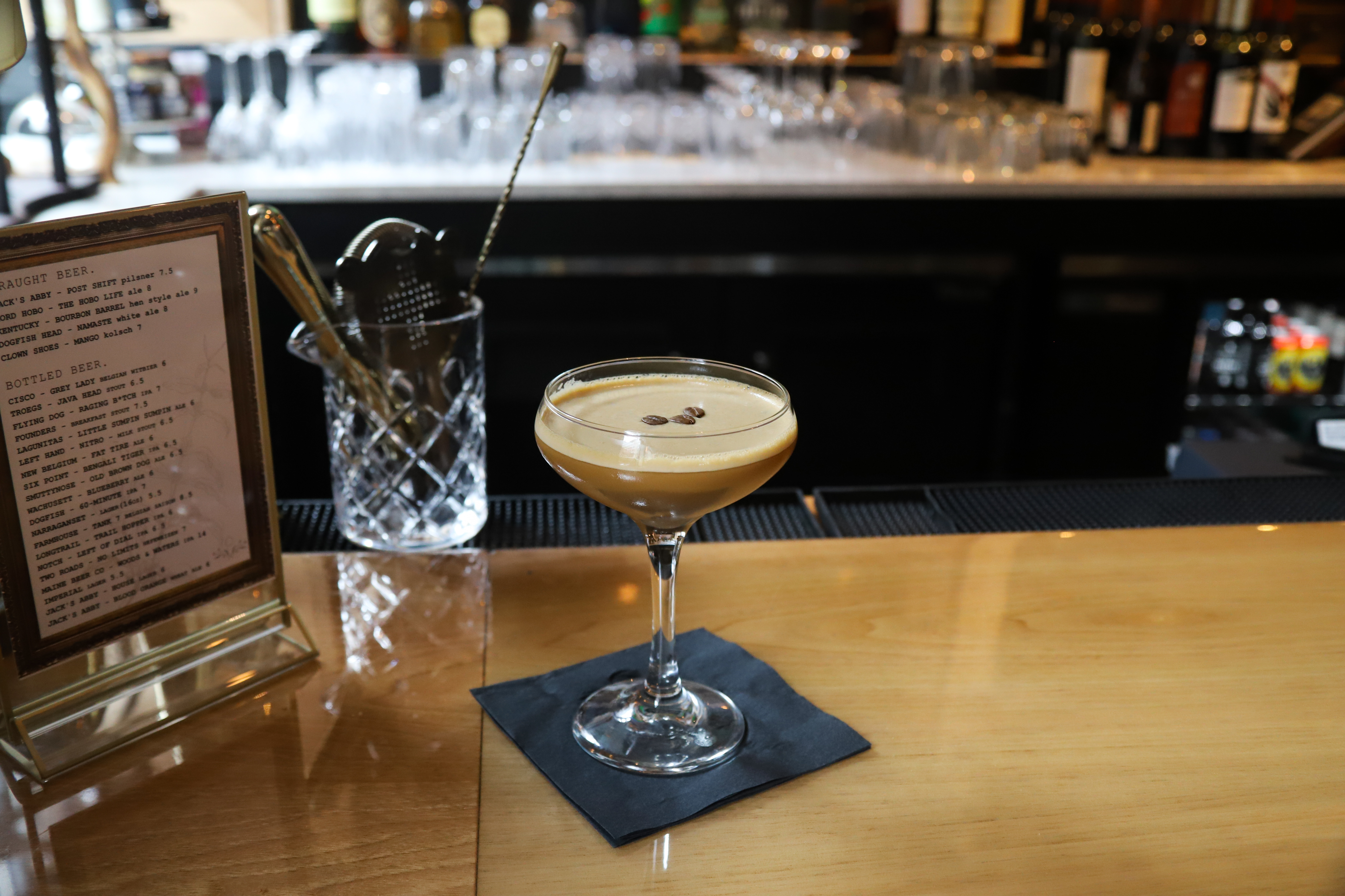 Best Boston Bars and Cafes to Work Remotely While Drinking