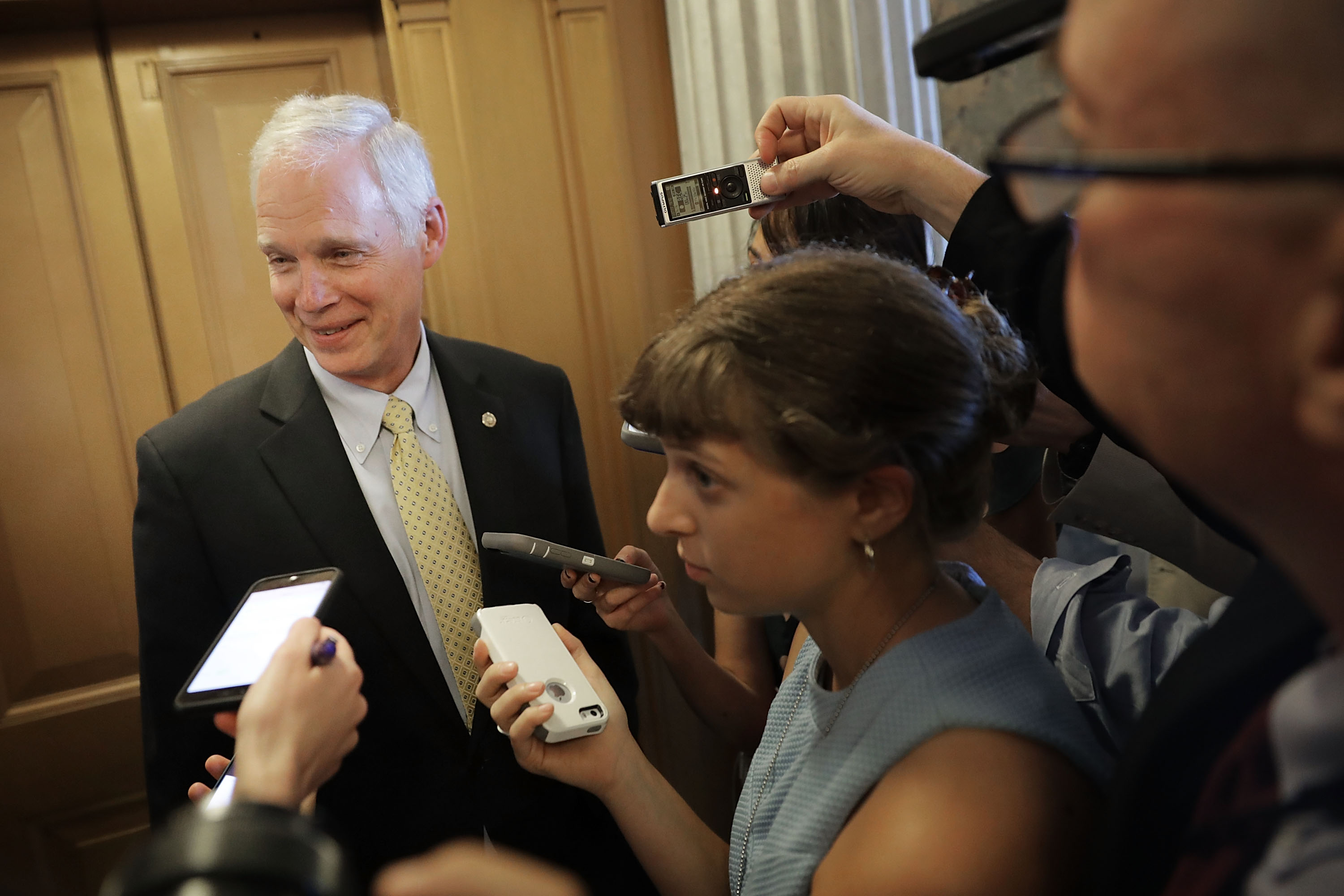 Senate Republicans Really Dont Want To Raise Taxes Pay For An Infrastructure Plan