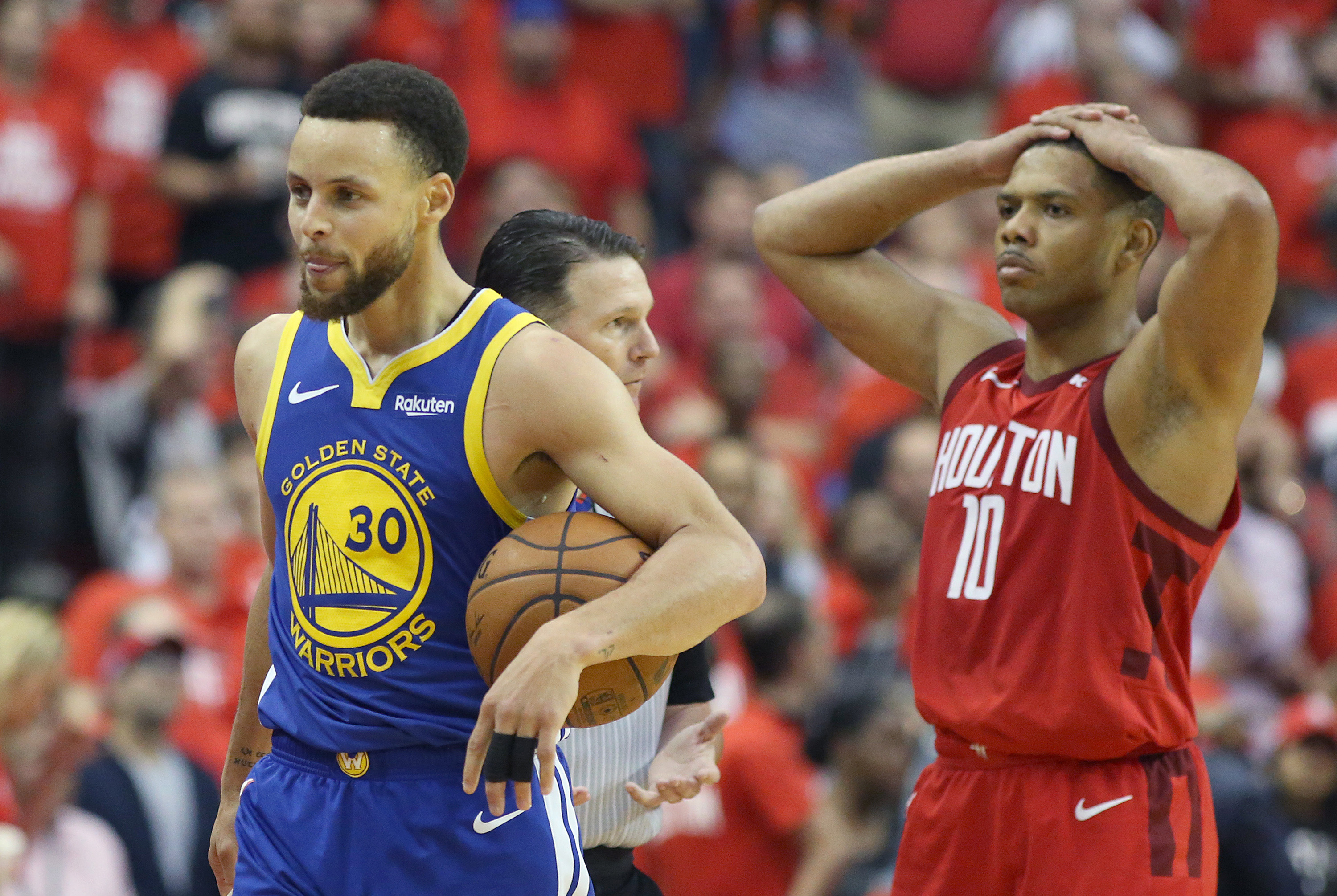 This Rockets loss to the Warriors was worse than all the others