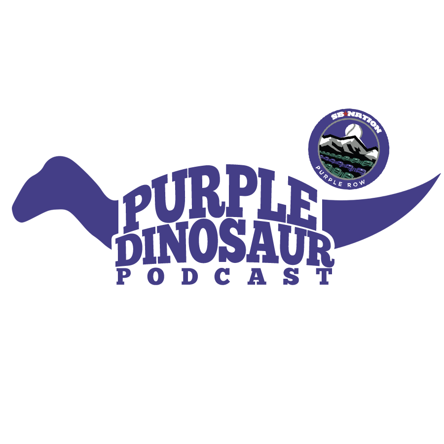 Listen to this week's episode of the Purple Dinosaur Podcast!