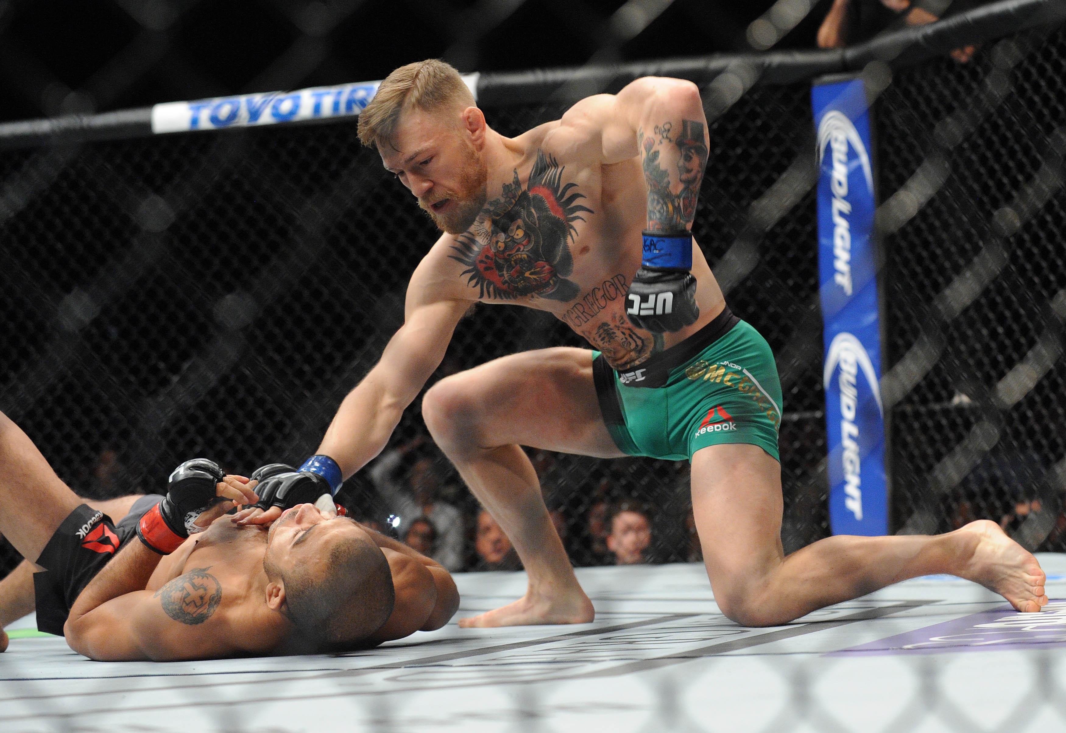 MMA: UFC 194-Aldo vs McGregor
