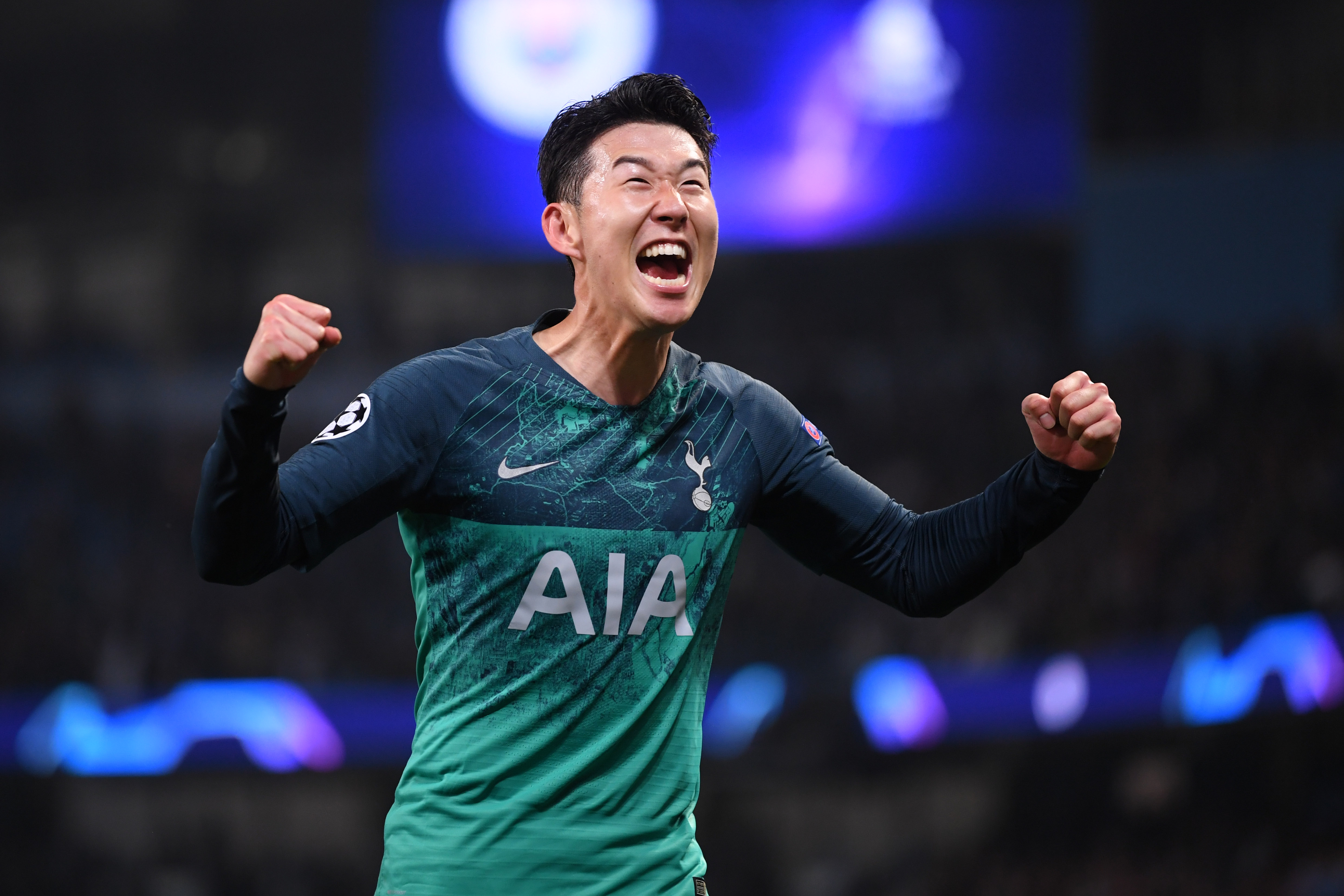 Son Heung-Min named Tottenham Hotspur Player of the Season