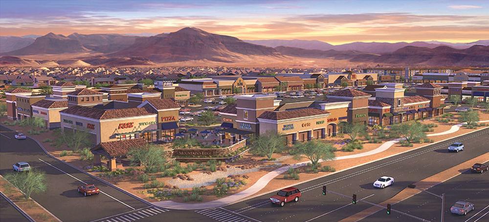 Mountain's Edge Marketplace rendering