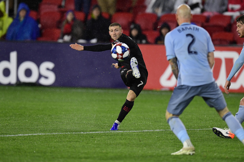 MLS: Sporting Kansas City at D.C. United