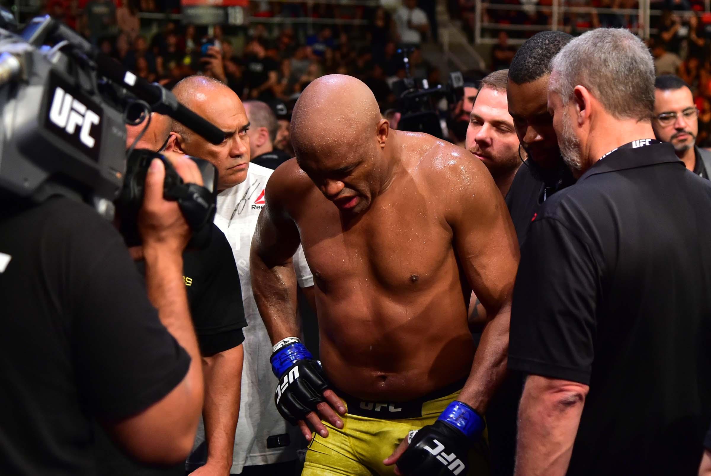 MMA: UFC 237- Cannonier vs Silva
