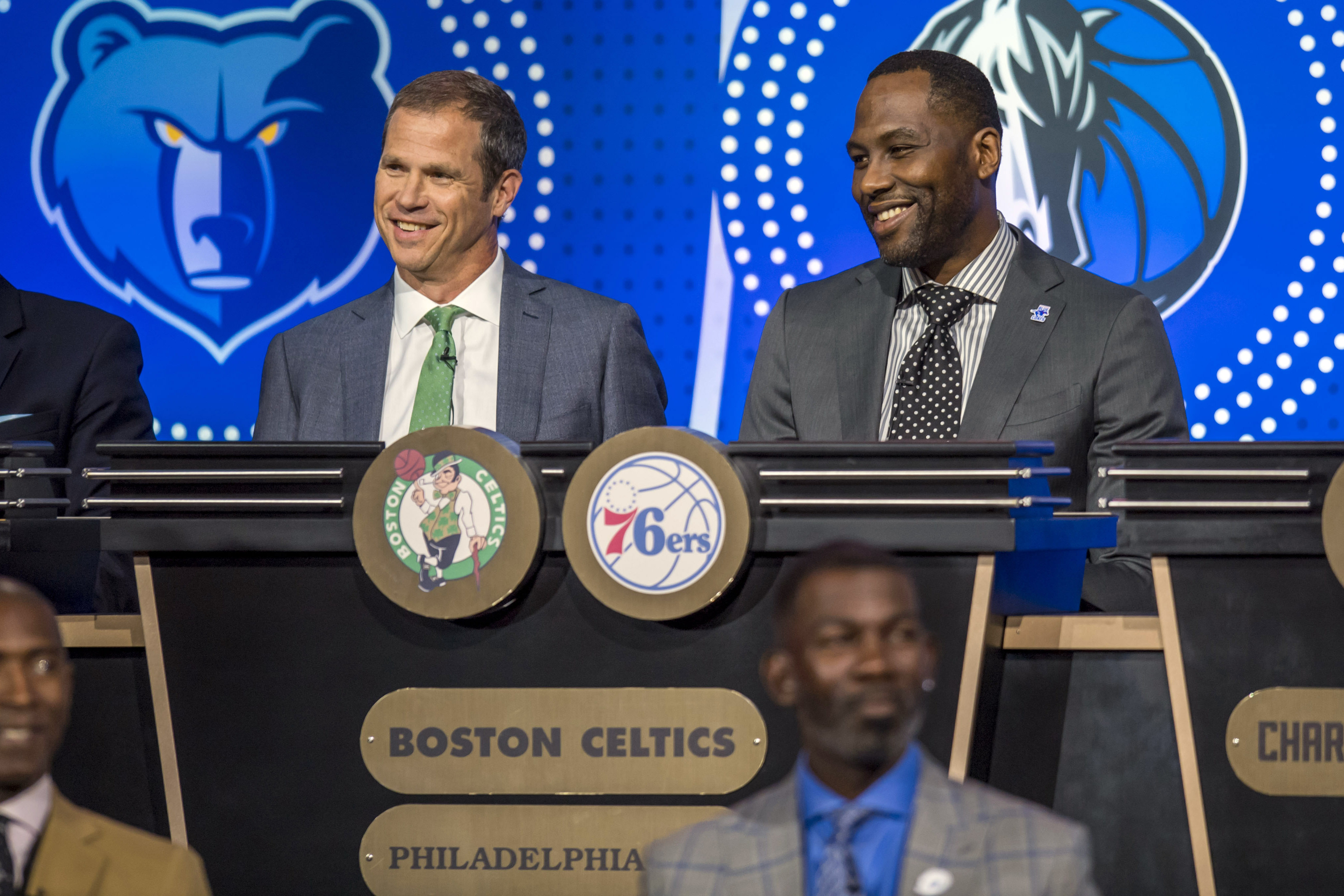 Where the Celtics stand heading into Tuesday's NBA Draft Lottery