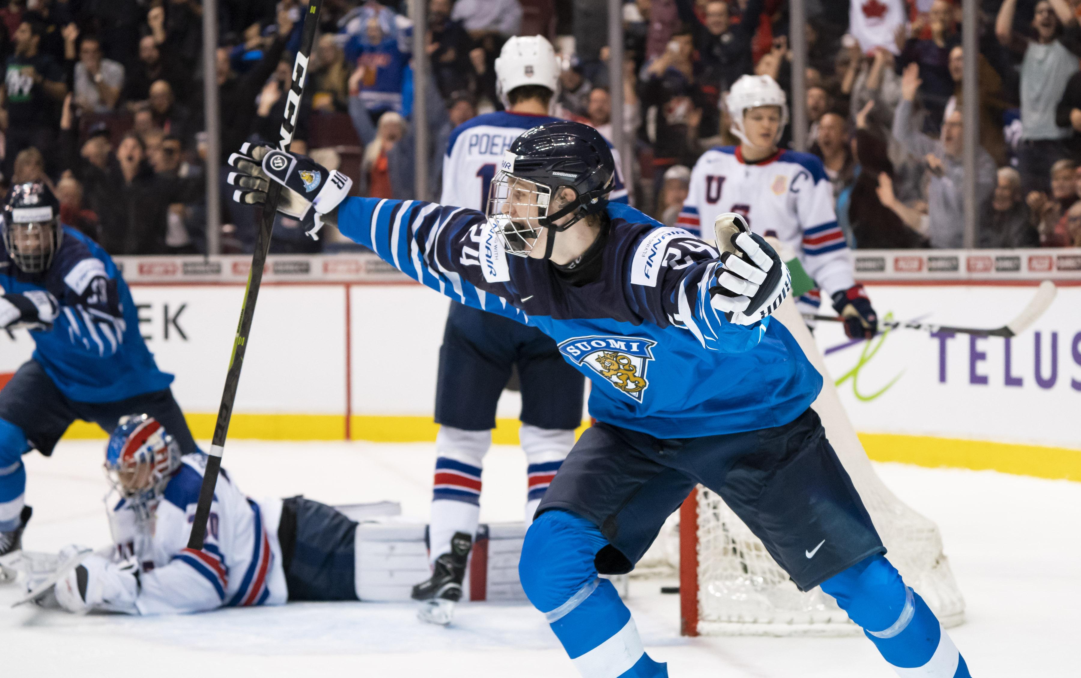 Finland v United States: Gold Medal Game - 2019 IIHF World Junior Championship