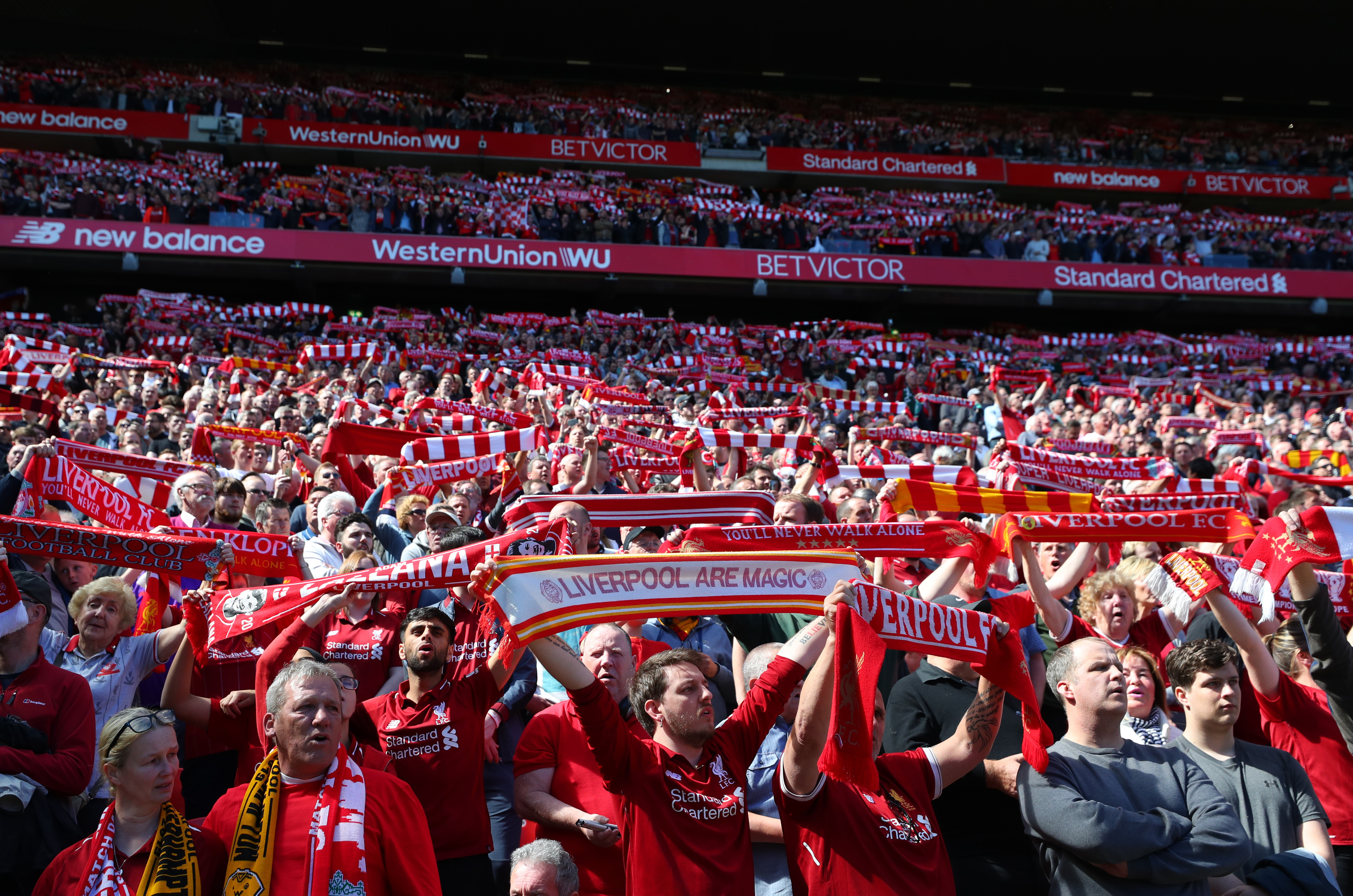 Liverpool Will Be Back and Better Next Season—but First, Madrid