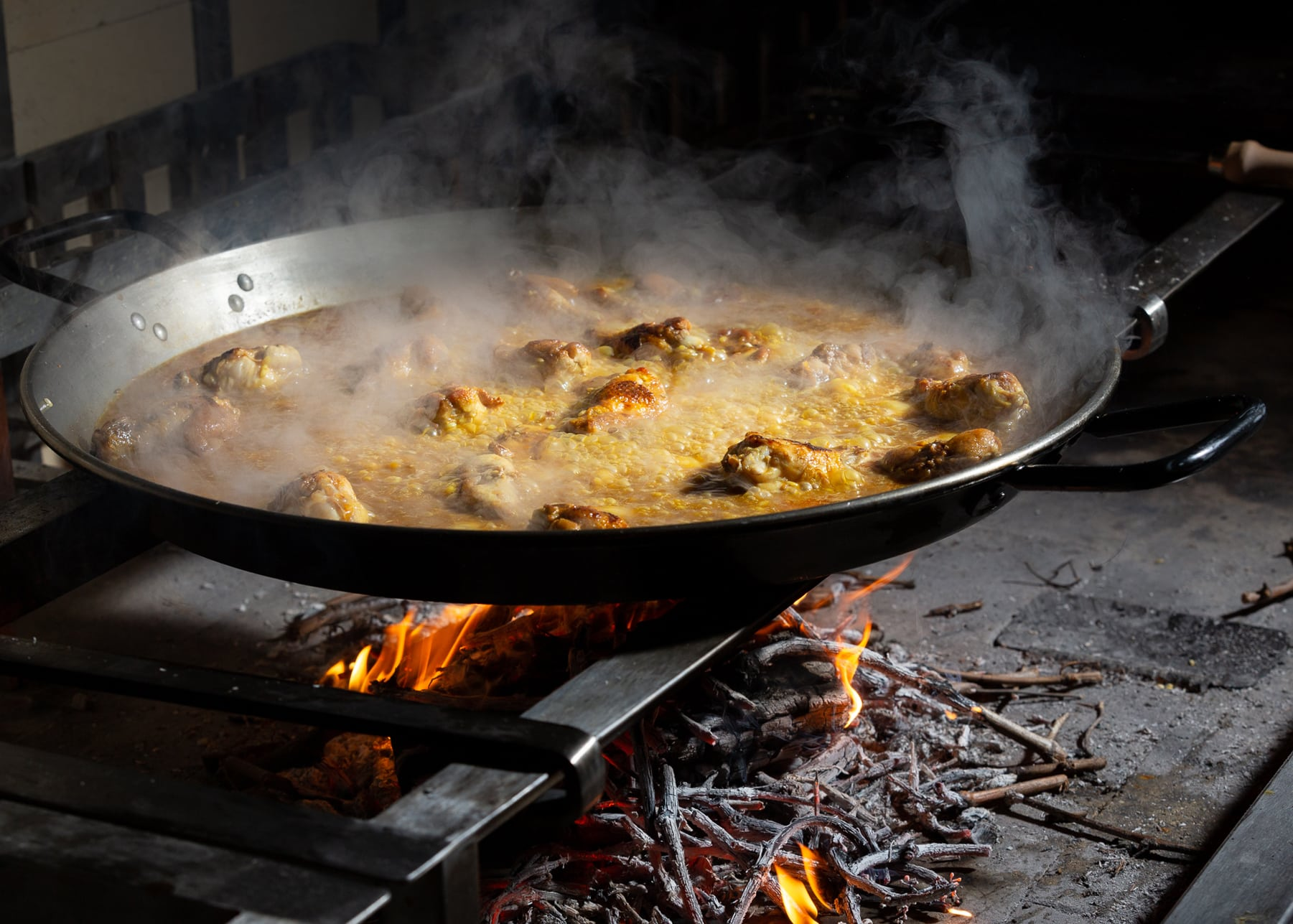 Paella With Michelin-Starred Pedigree Is Coming to London This Summer