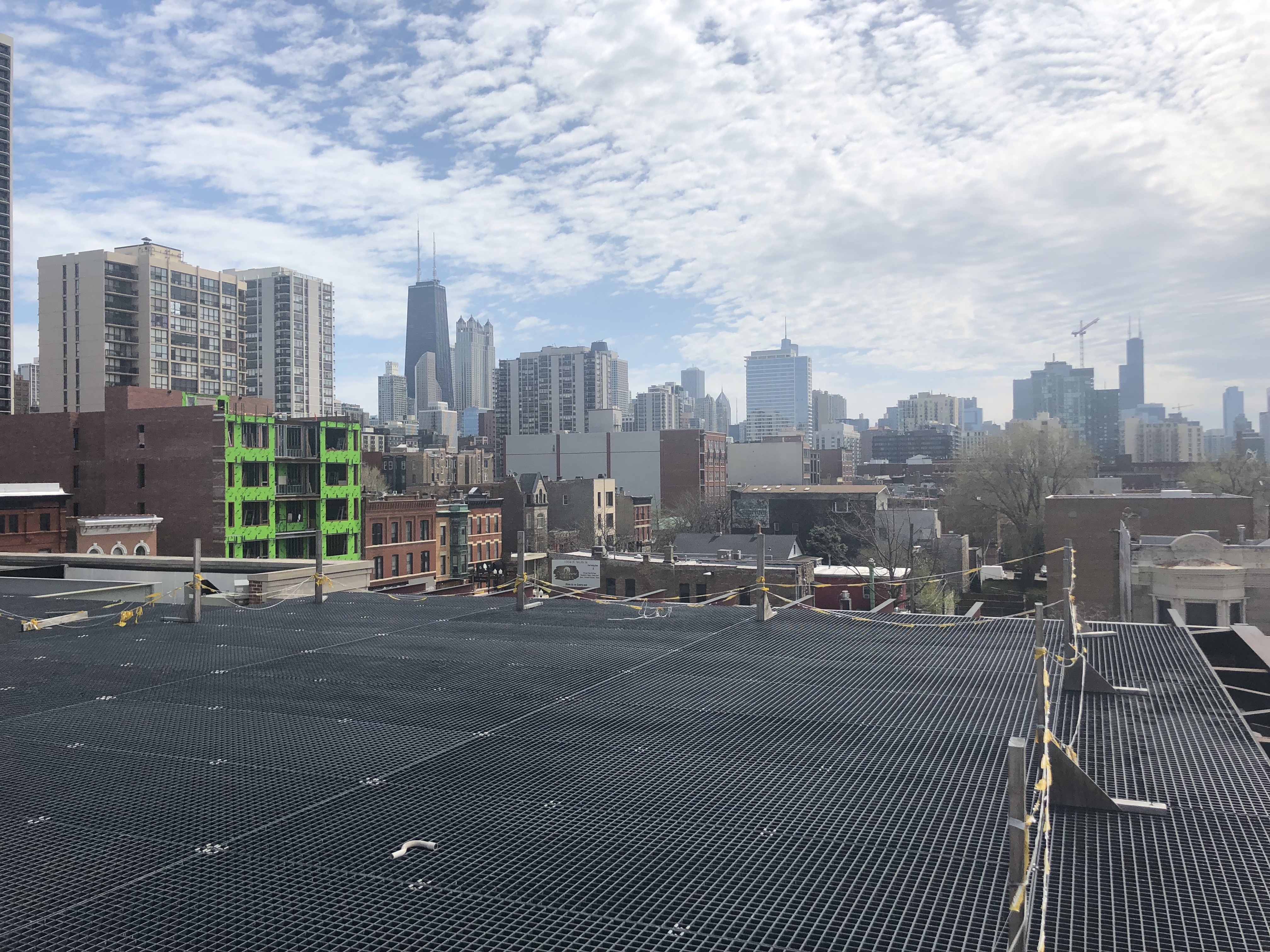 Rooftop Bar Above Second City Comedy Club to Open in August