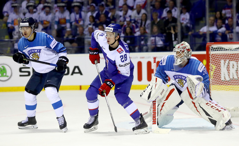 Slovakia v Finland: Group A - 2019 IIHF Ice Hockey World Championship Slovakia