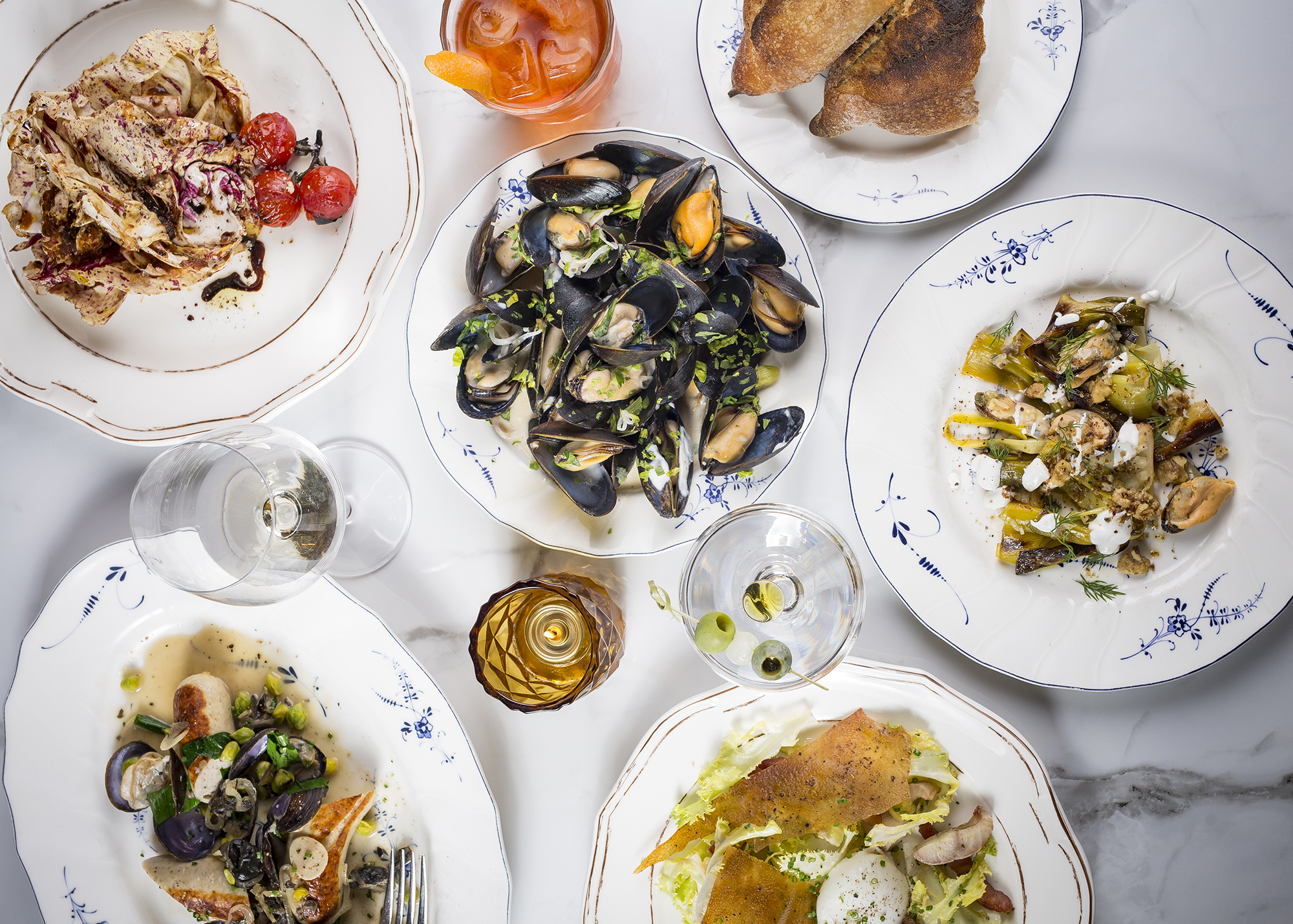 Publican Group's New French Restaurant Starts Serving These Seafood Dishes Tonight