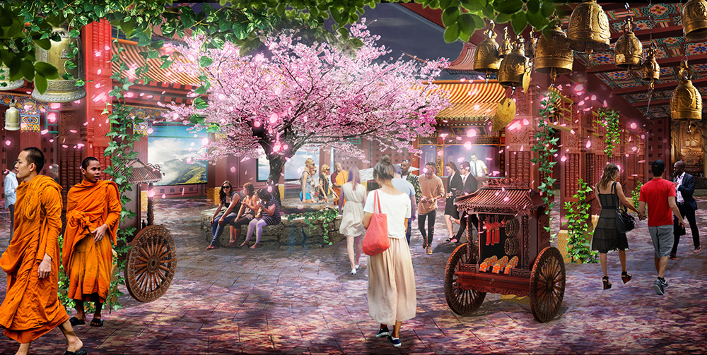 Kind Heaven Pushes Back Its Strip Opening to Spring 2020