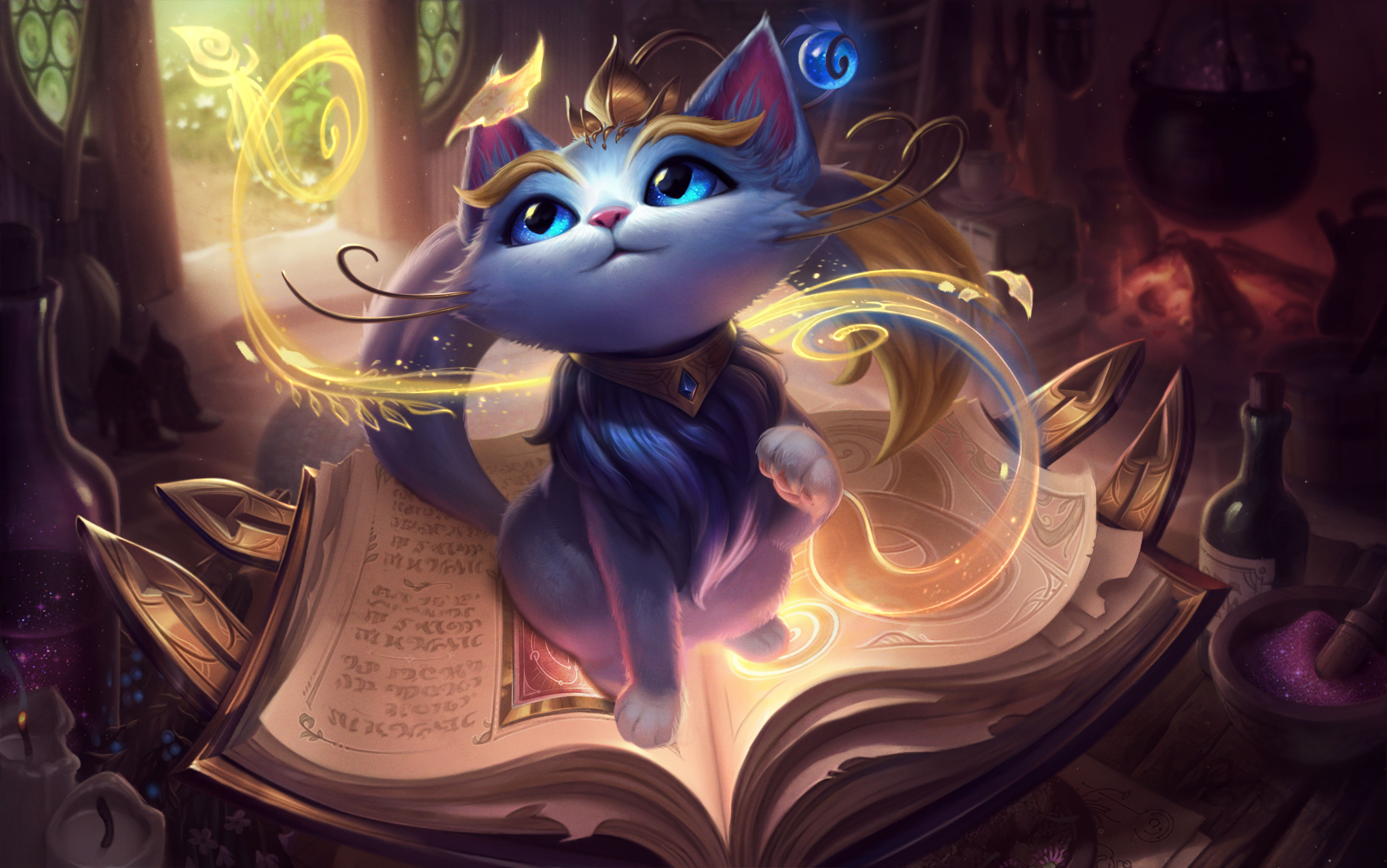 Yuumi champion guide: Becoming The Magical Cat's meow - The