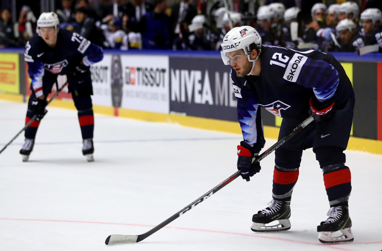 United States v Korea - 2018 IIHF Ice Hockey World Championship