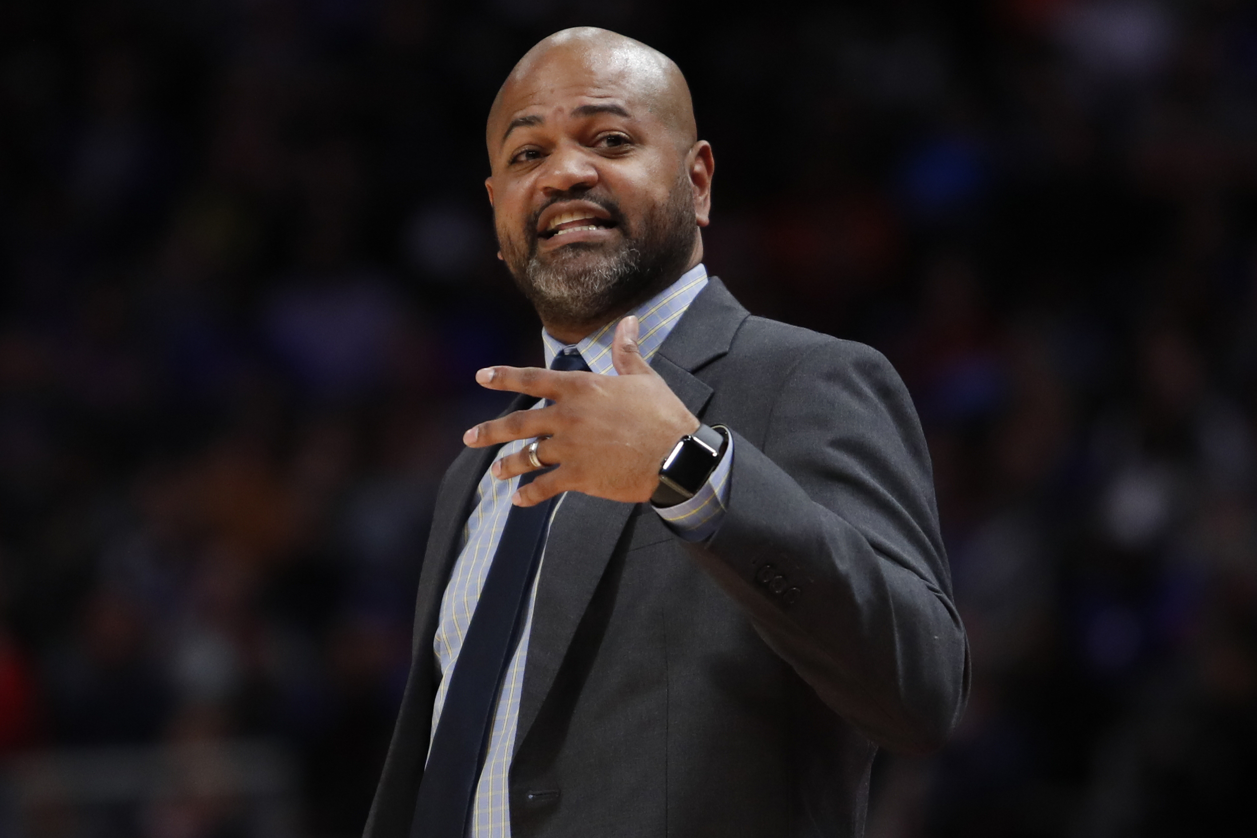 2b20aed7cd5e Bickerstaff to talk about associate head coaching role with Beilein