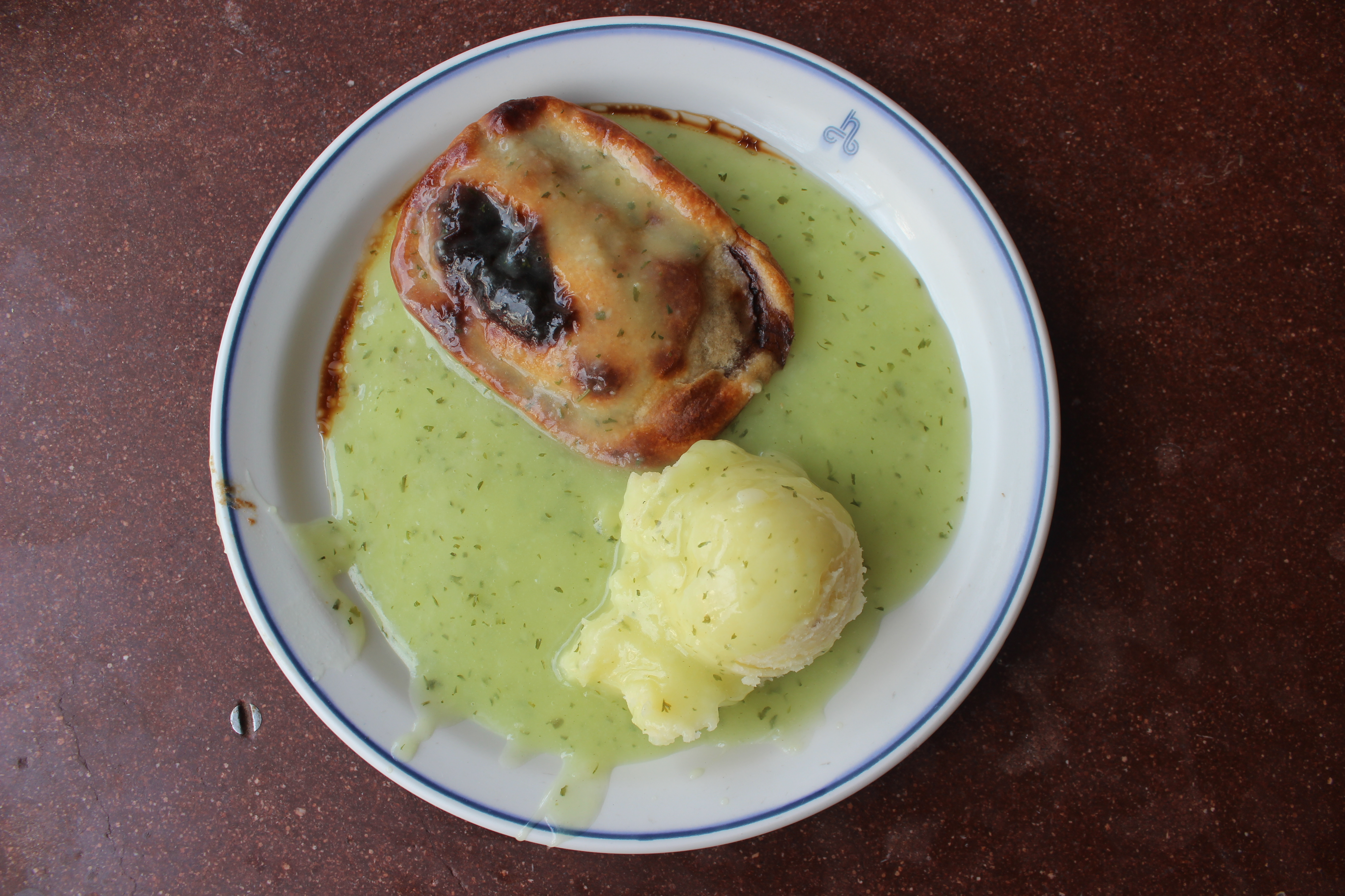 Pie and mash in London: London's best pie and mash shops include Eel and Pie House in Leytonstone