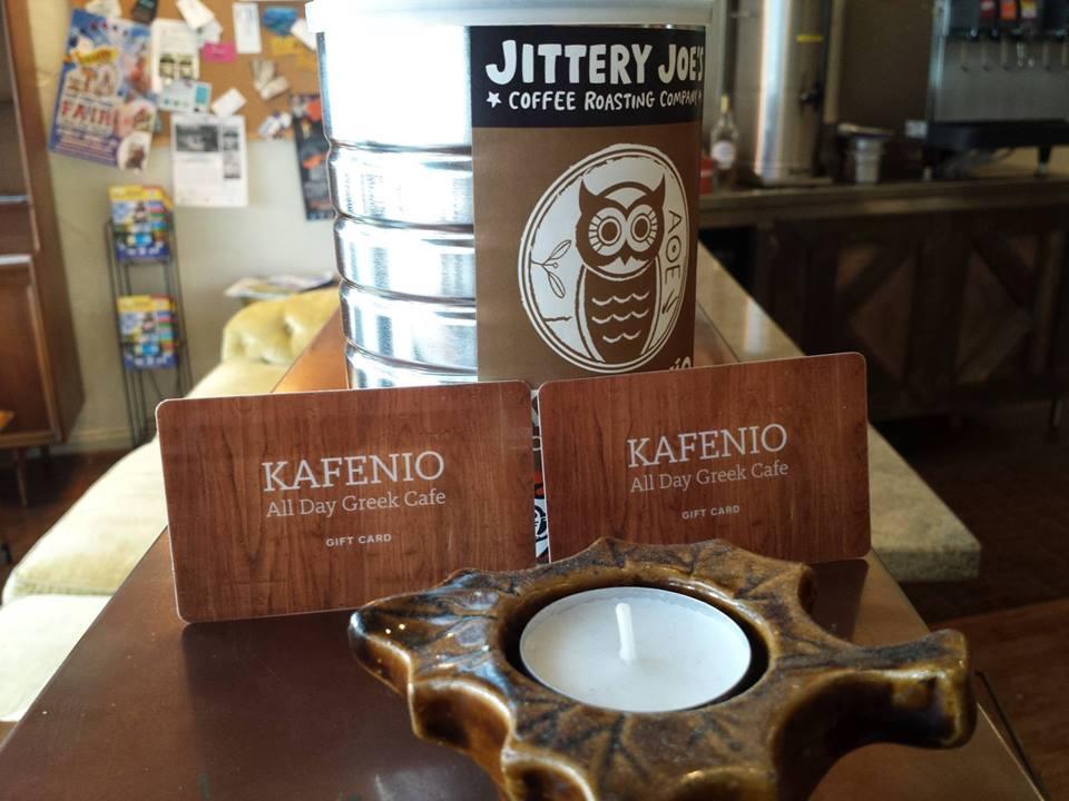 Kafenio Greek Restaurant and Coffee Shop Opens in Avondale Estates