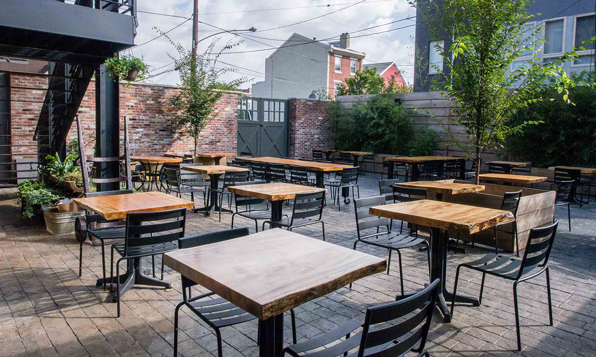 Bon Phillyu0027s 20 Essential Patios For Drinking And Dining Outdoors   Eater Philly