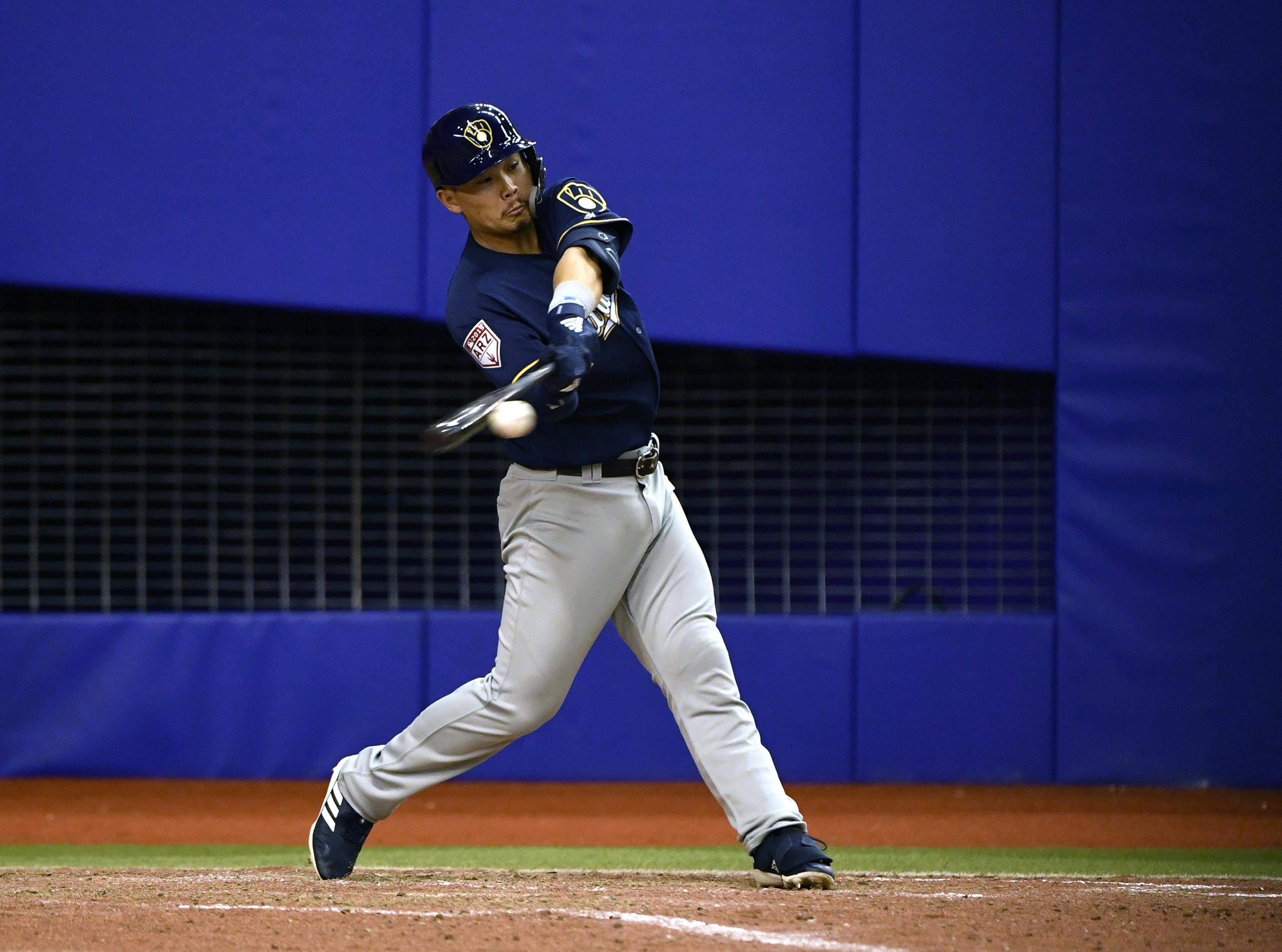 MLB: Spring Training-Milwaukee Brewers at Toronto Blue Jays