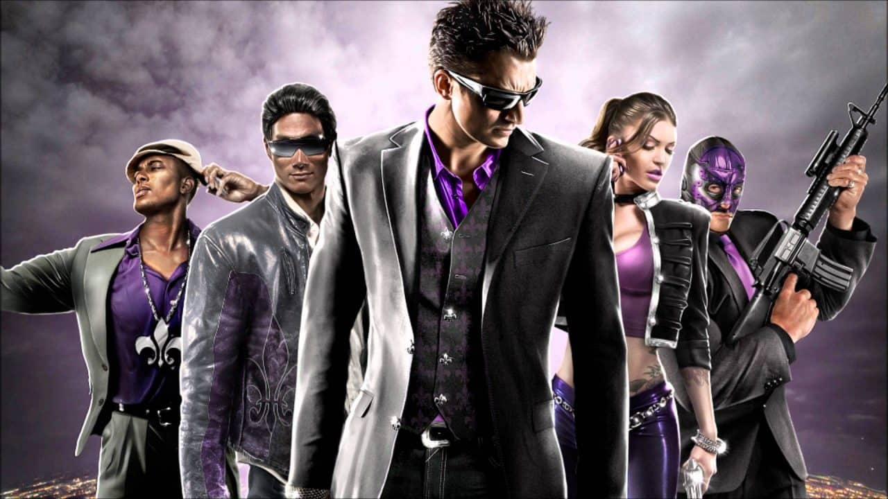 Saints Row: The Third on Switch is a disappointment